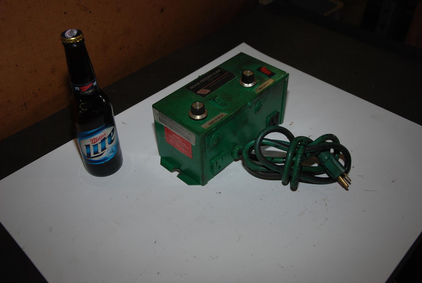 Dual Rodix Feeder Cube ControllerFC-42 plus
