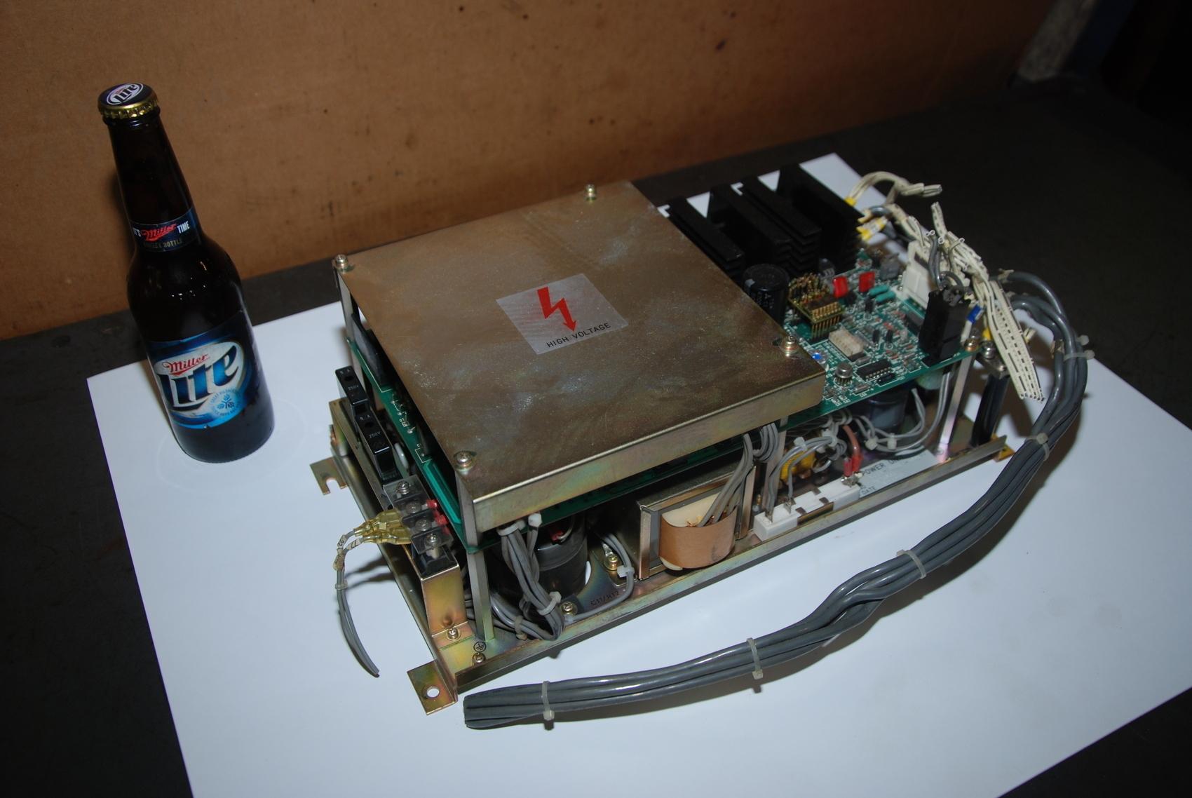 Fujitsu Fanuc A14B-0061-6001 04 Power Unit Board