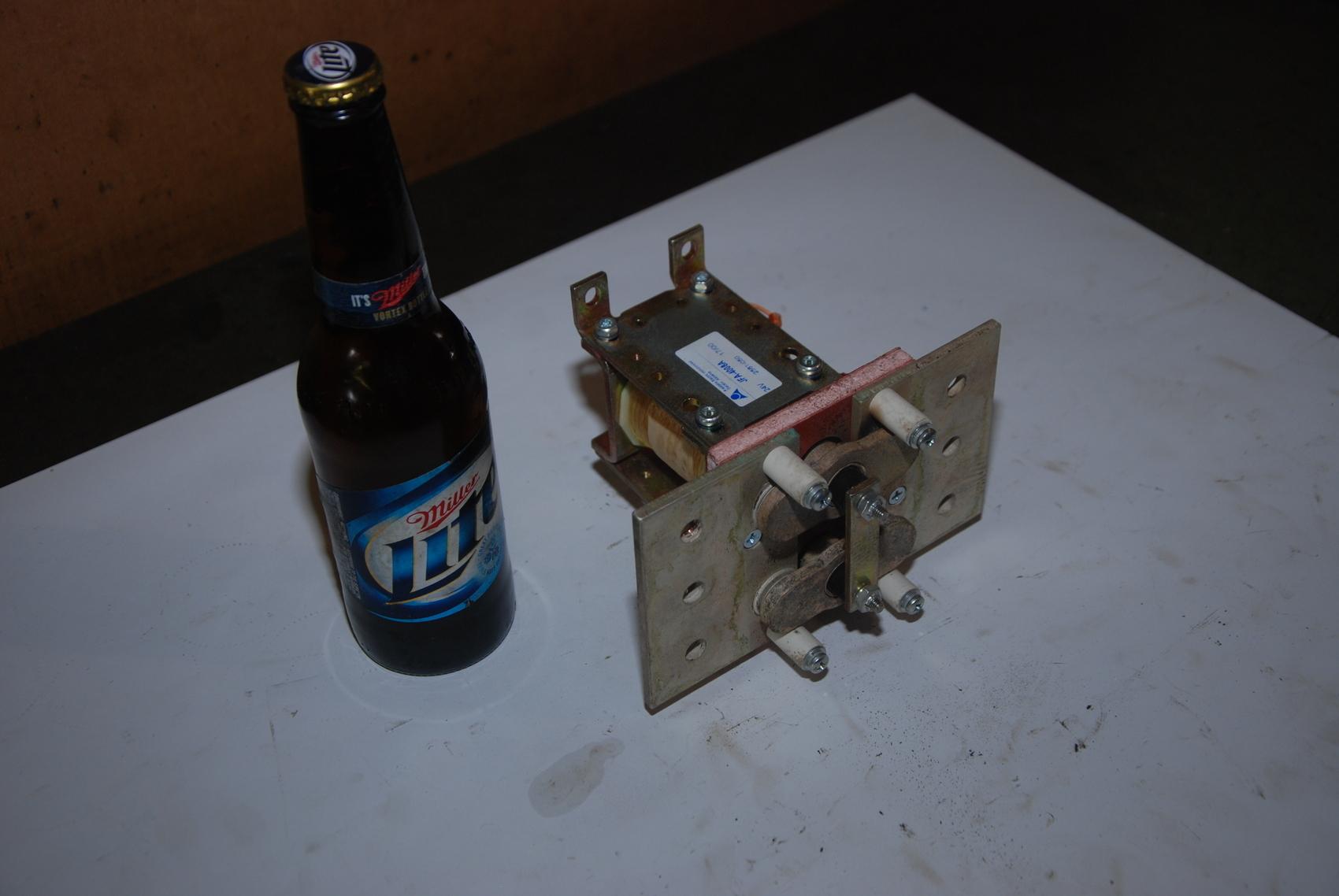 Prestolite Electric JFA-4008A Contactor 24Vdc 400a