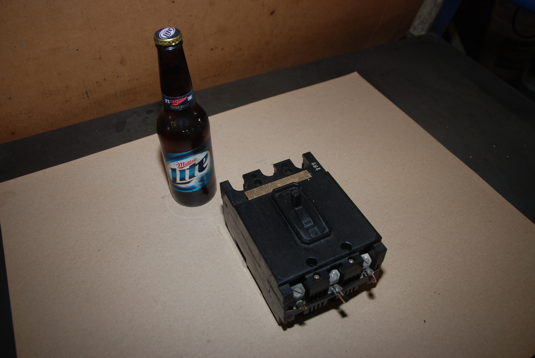 ITE EF3-BO3O Circuit Breaker 3 Pole Unit