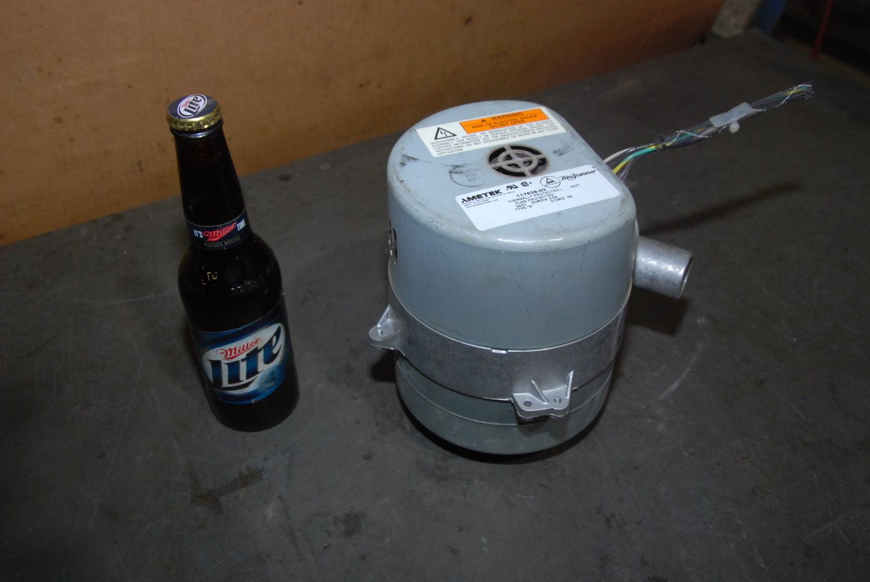 Ametek 117638-03 Blower Motor