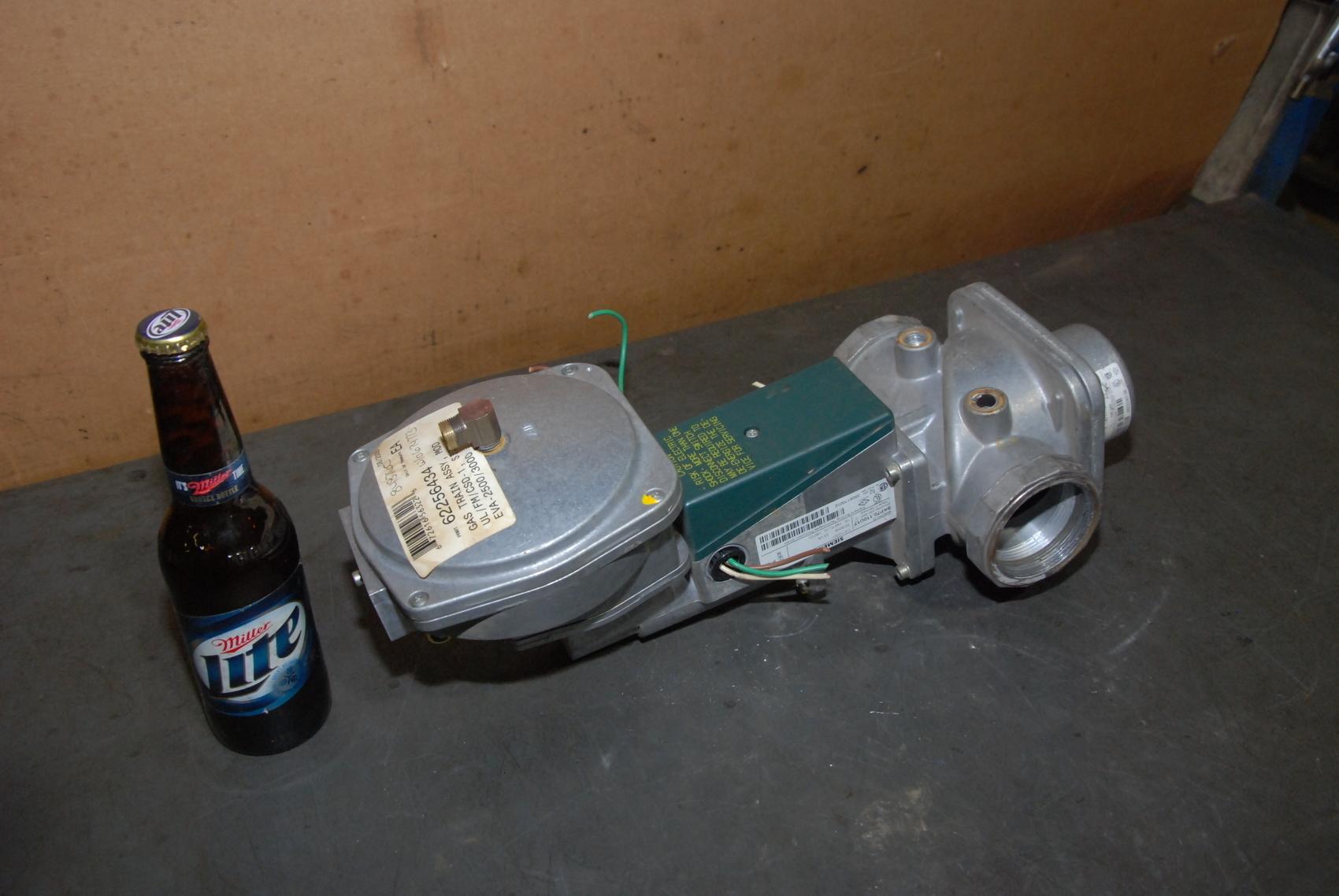 Siemens SKP70.110U17/VGG10.504U Gas Valve Actuator