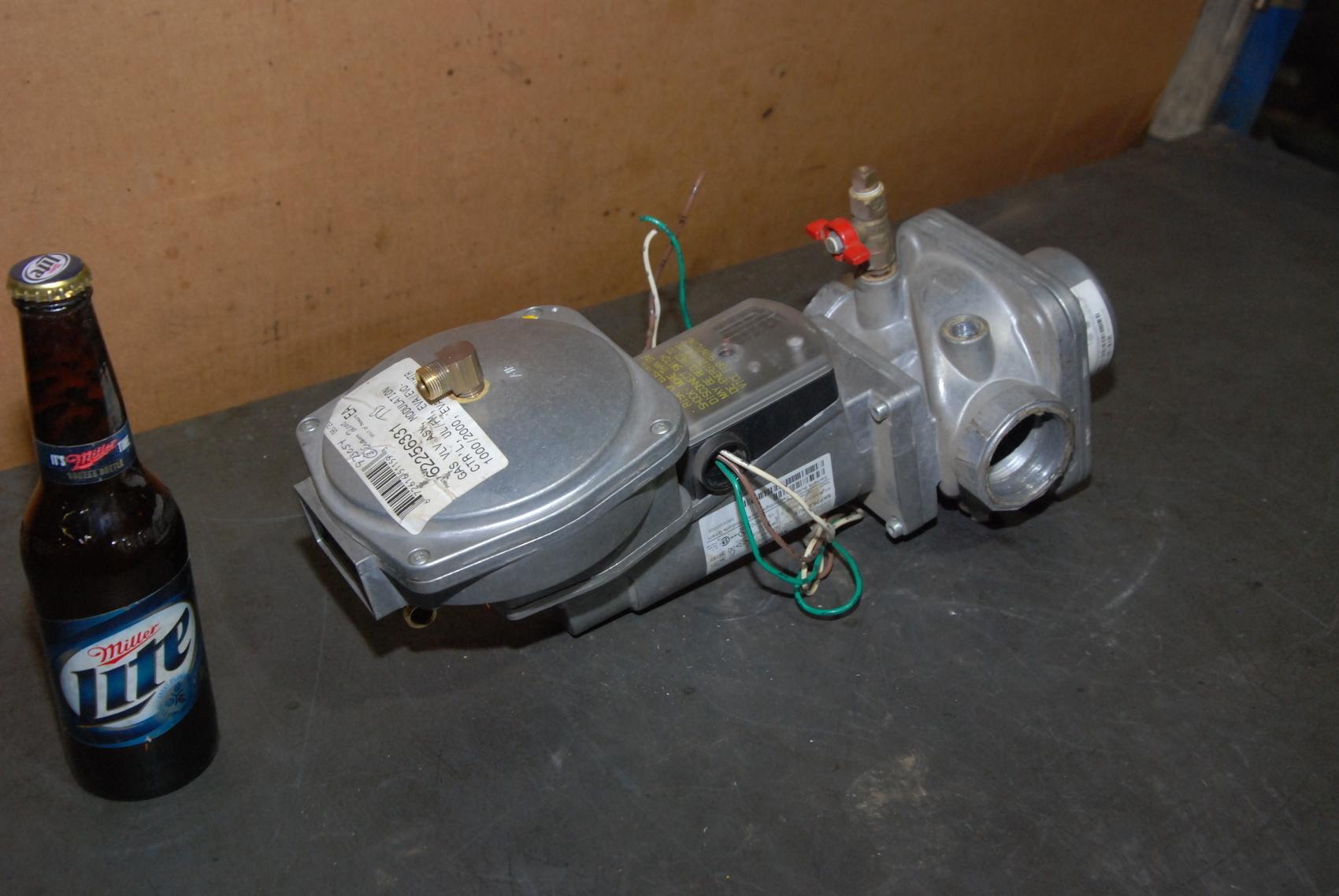 Siemens SKP75.013U1/VGG10.404U Gas Valve Actuator