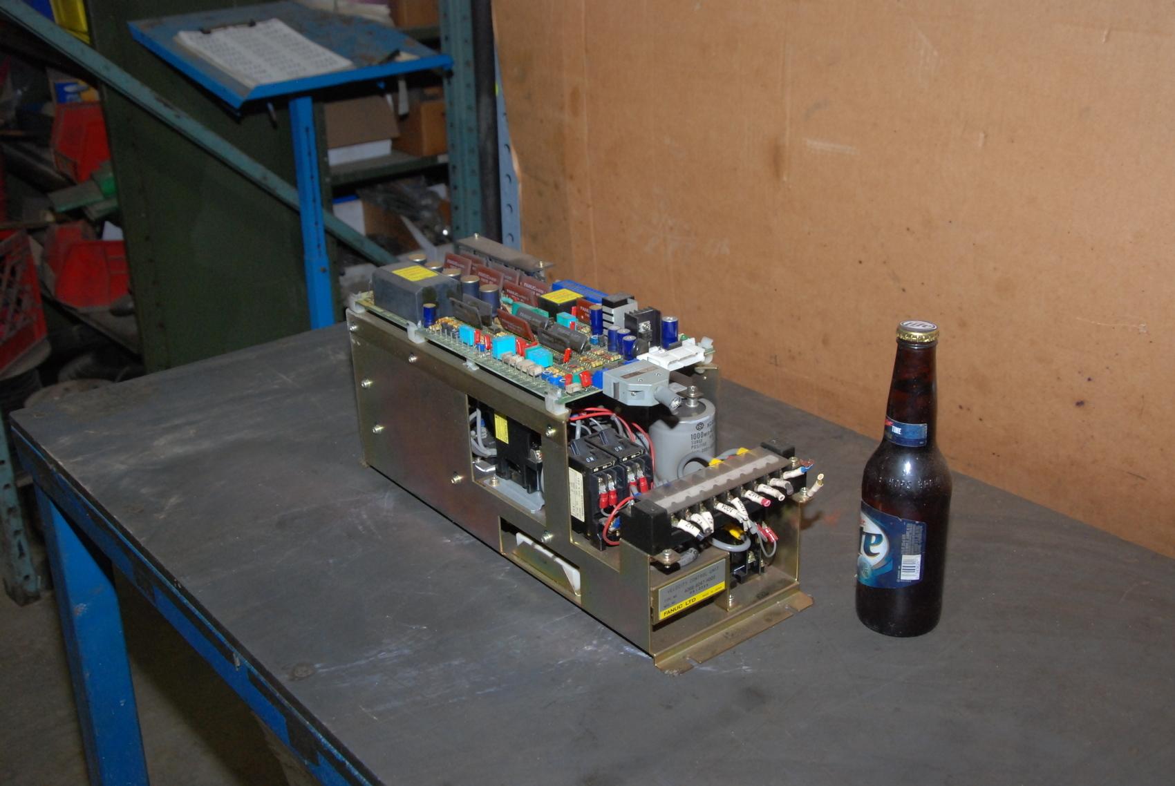 Fanuc A06B-6047-H003 Velocity Control Unit Servo Module