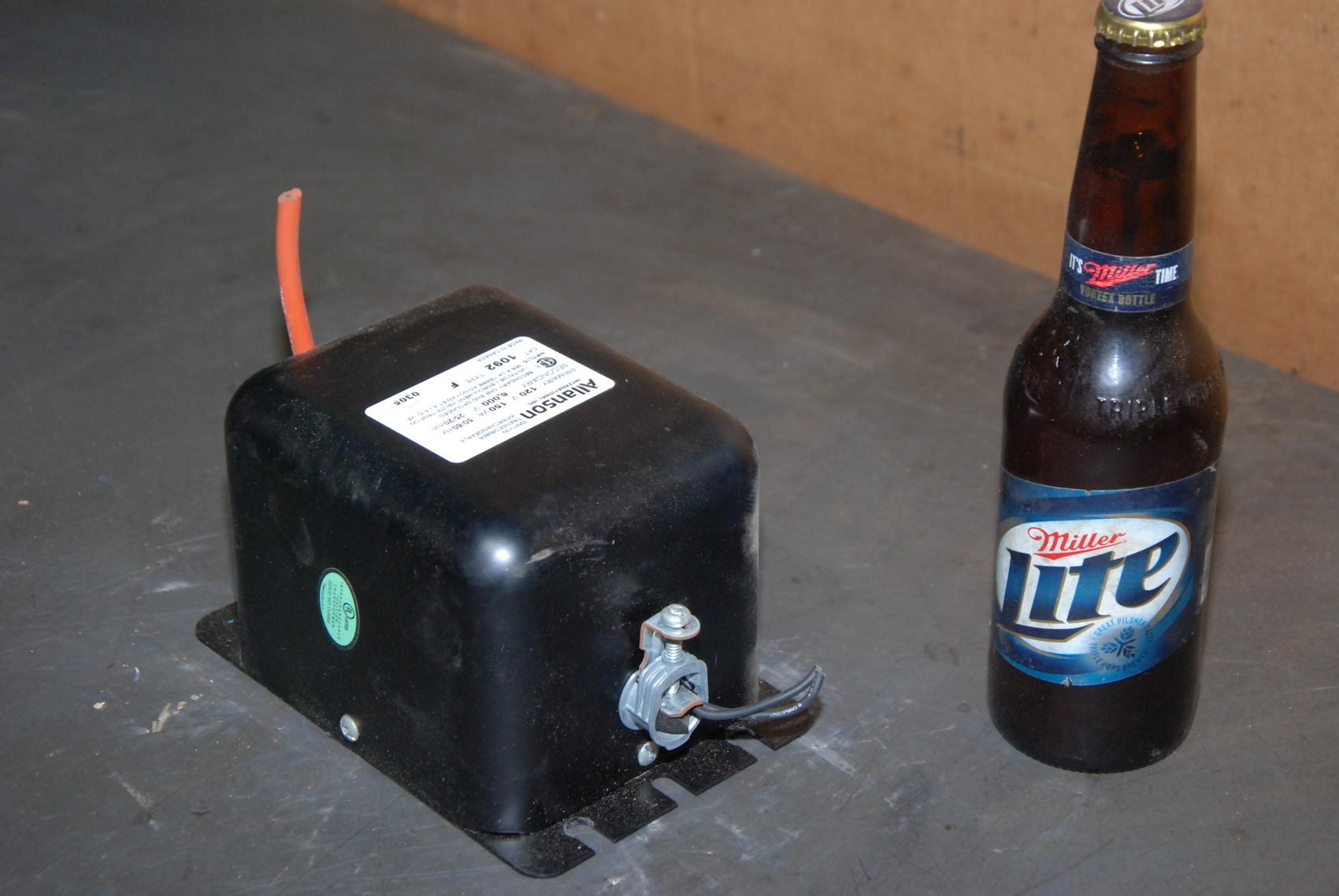 Allanson 1092 Gas Burner Ignition Transformer