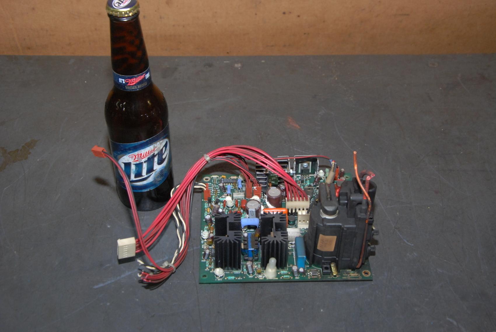 Mazak P/N 700162-004 REV B Circuit board