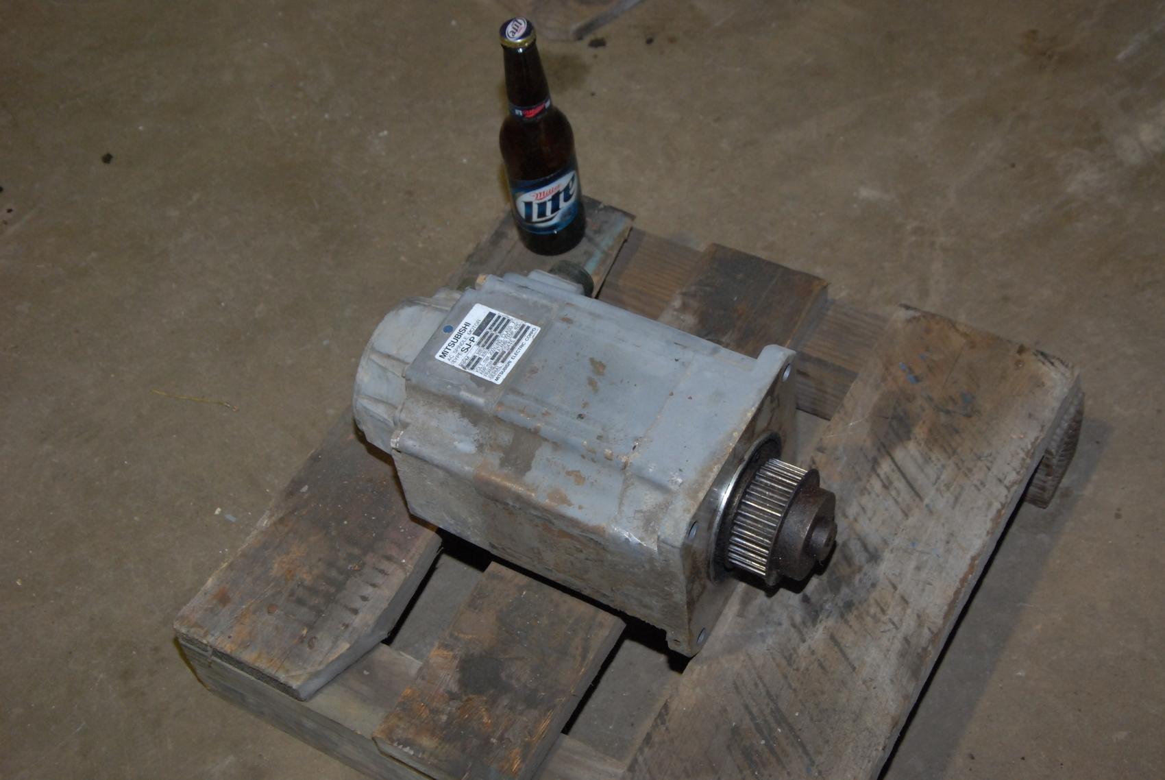 Mitsubishi SJ-P 2.2 AM Spindle Motor