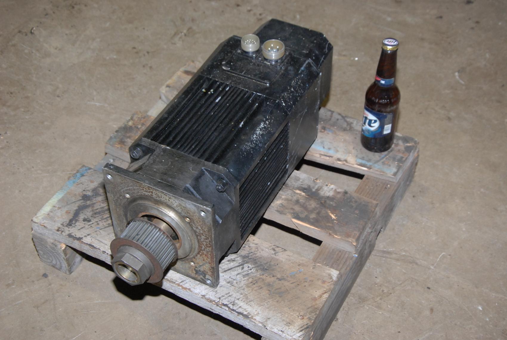 Pacific Scientific R88SENA-HS-SS-NV-03 Brushless Servo Motor