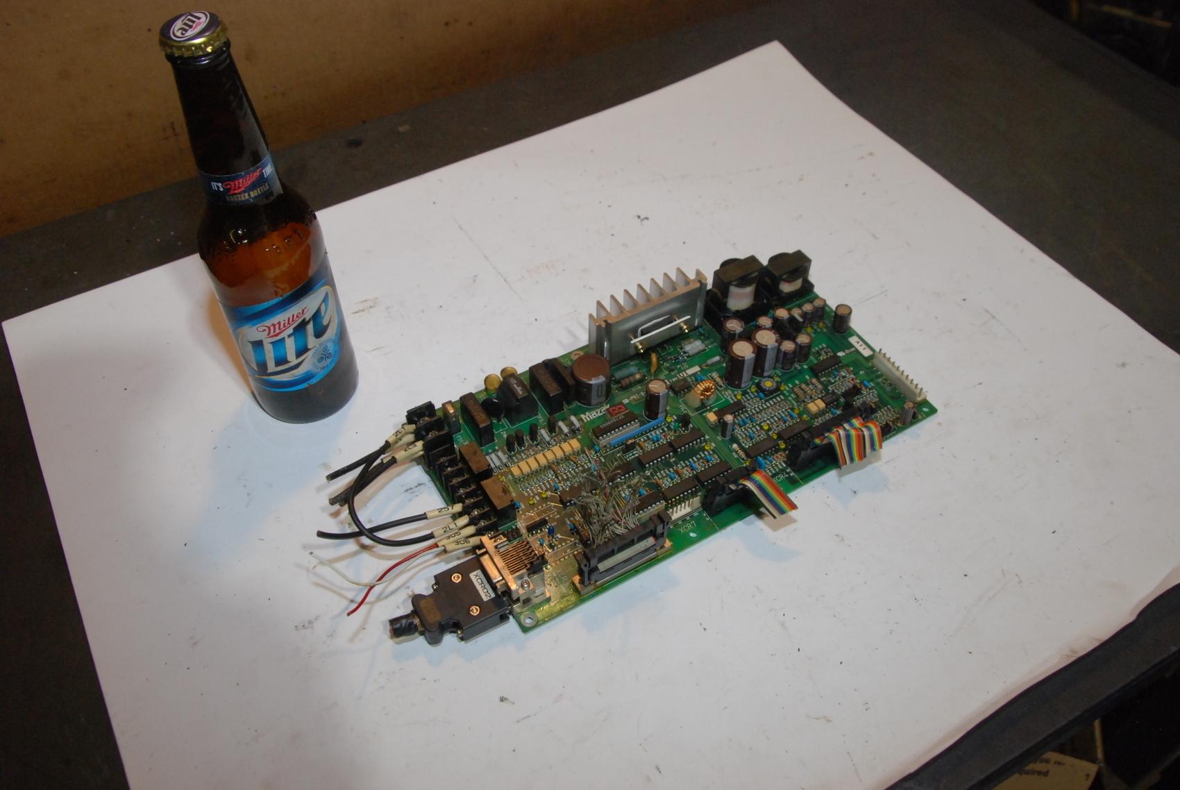 Mazak D70JV004620 SB-PRI-0 Rev-01 Circuit Board