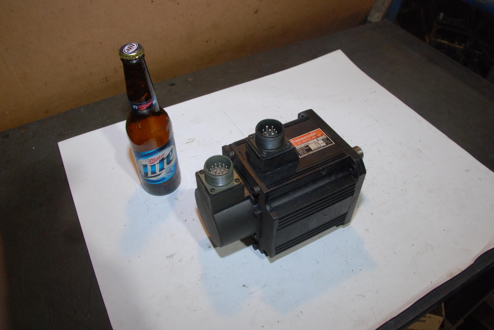 Panasonic MDM102K2D AC Servo Motor