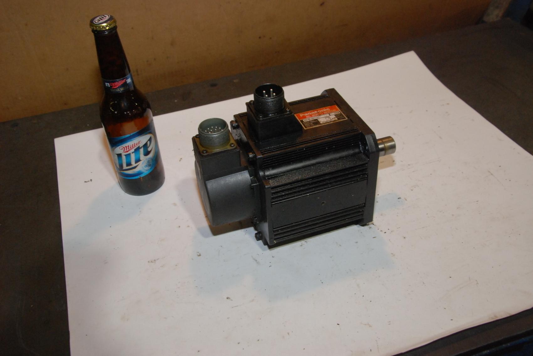 Panasonic MDM152K2C AC Servo Motor