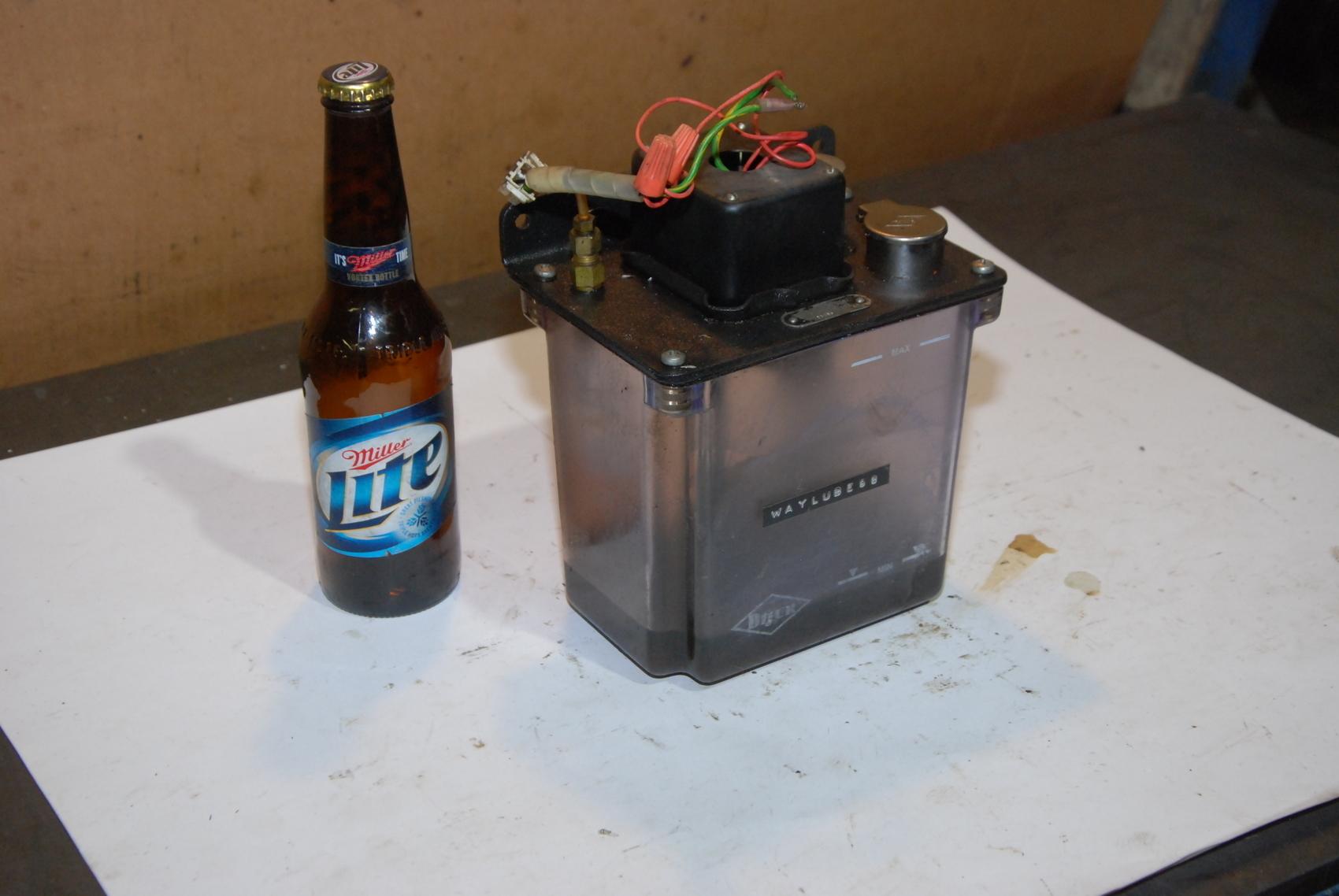 Bijur D3095 Lubricant Pump