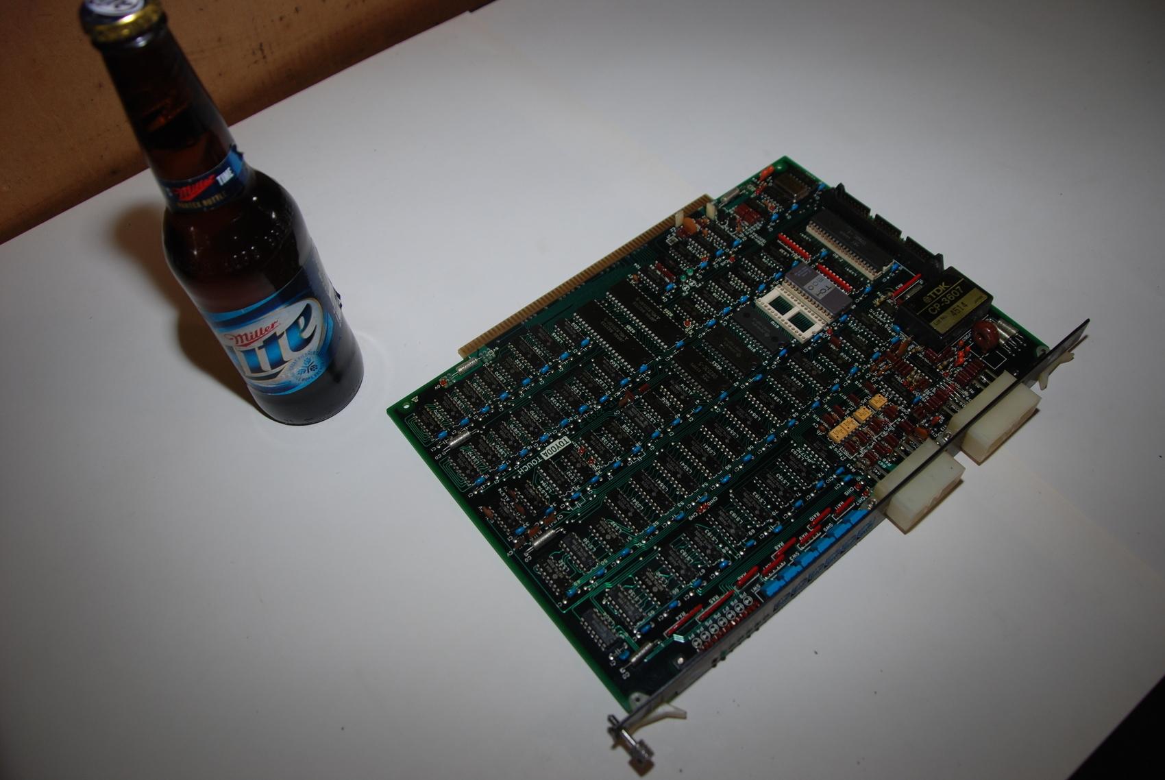 Toyoda TP-2203-2 Circuit Board CNC PLC Module