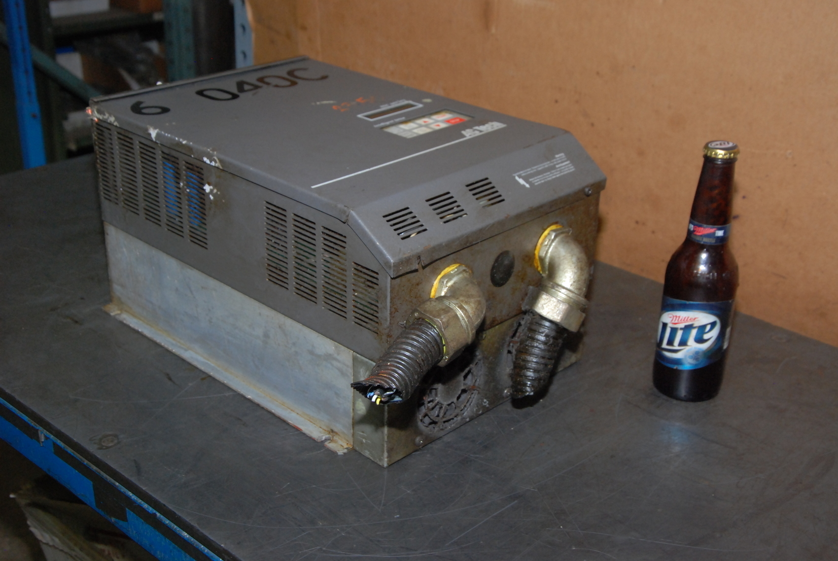 AC Tech M12250B Intelligent Motor Drive