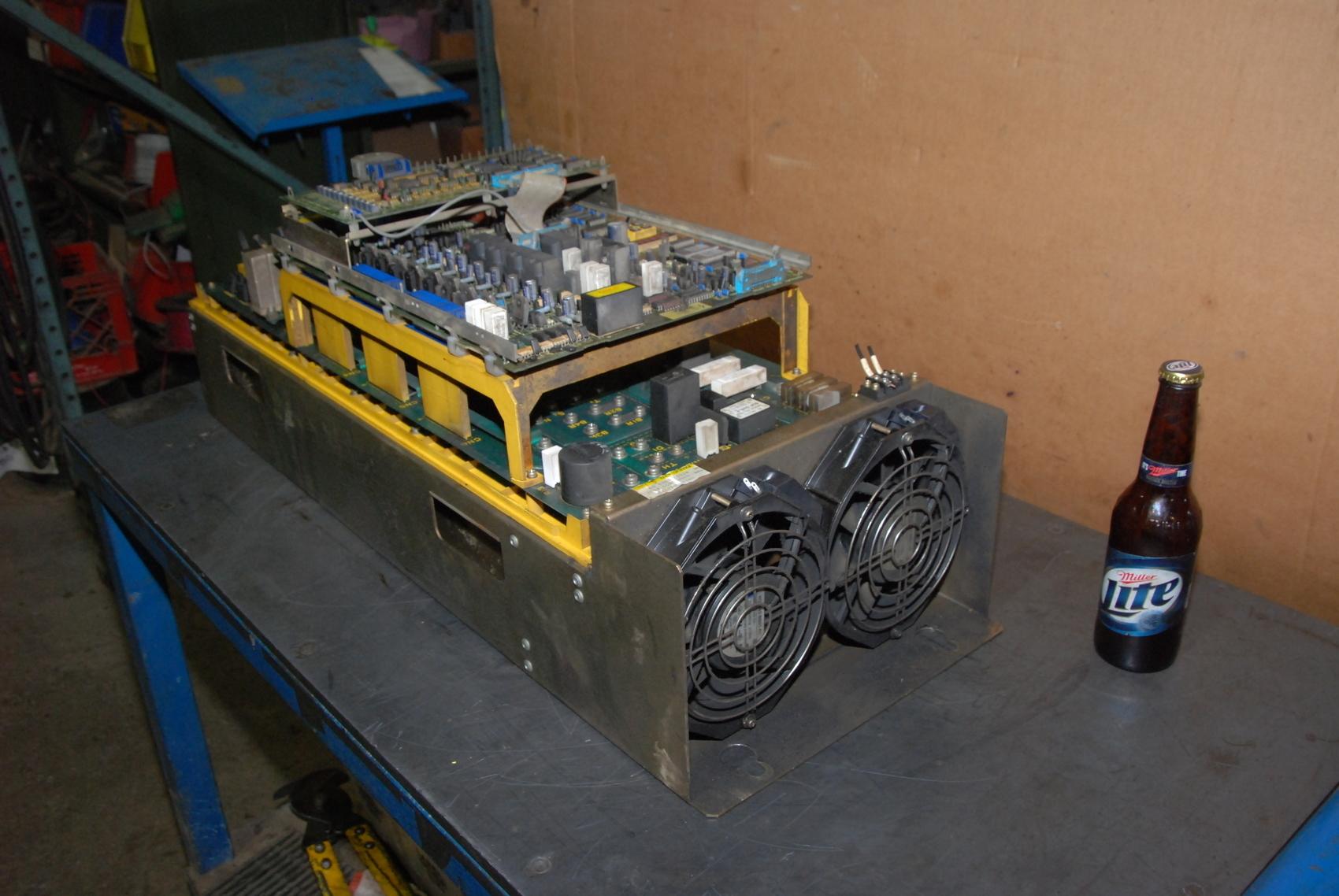 Fanuc A06B-5059-K032 Spindle Servo Drive Unit Adapter