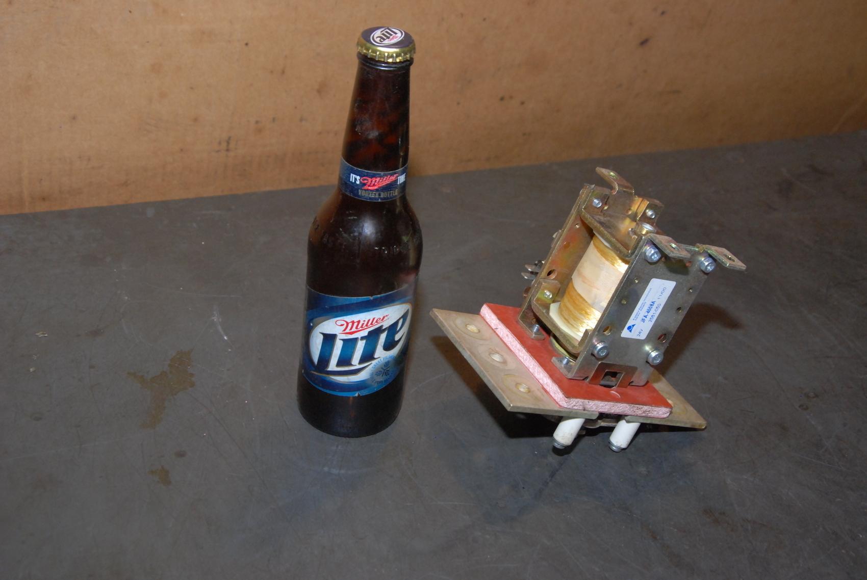Prestolite Electric Inc.JFA-4008A 24V dc contactor Circuit Relay