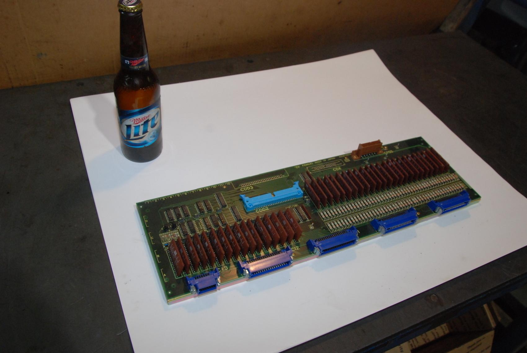 Fanuc A20B-1000-0950/03A Control Board