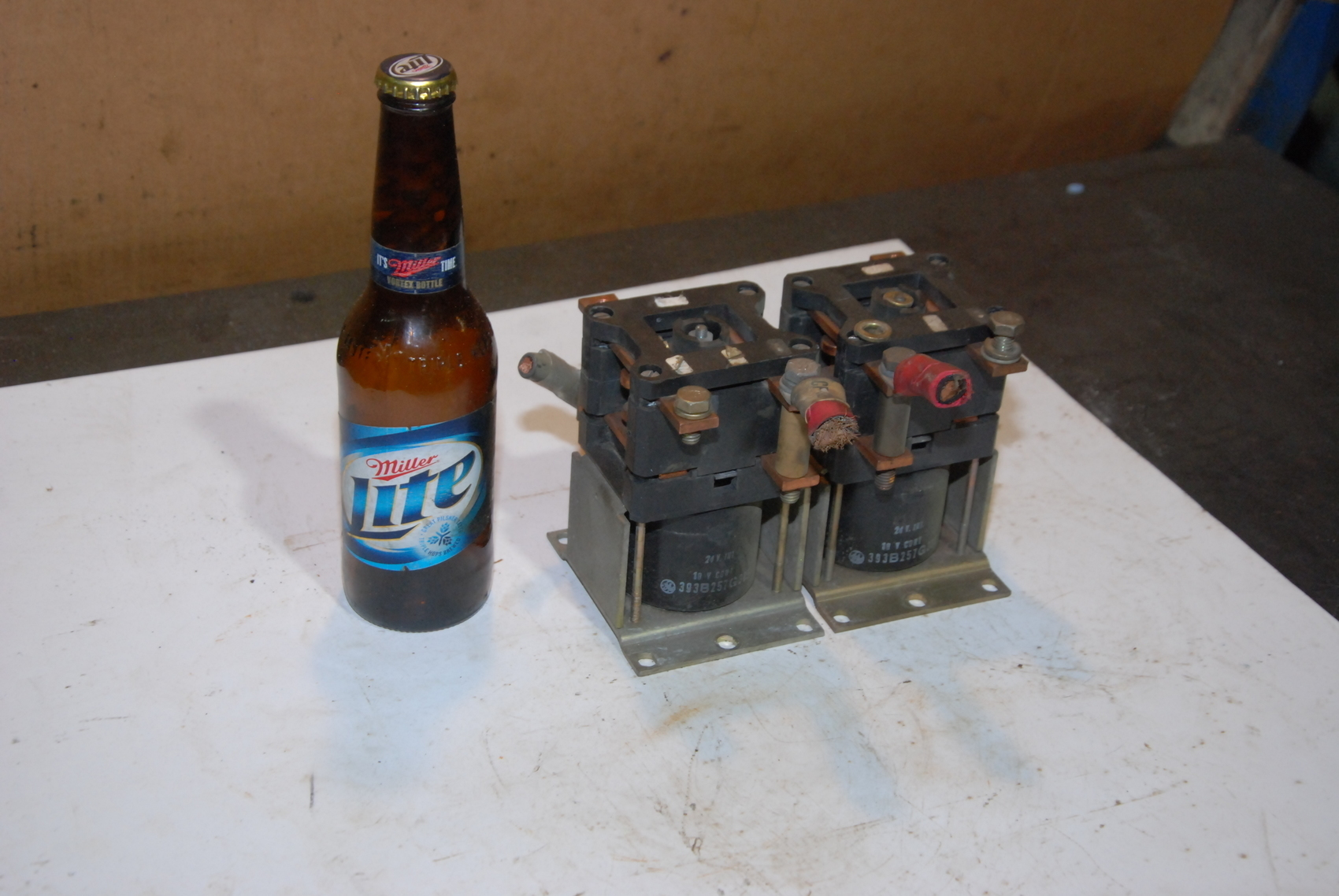 General Electric IC4492CTRA70I BE305X0 dc forklift Contactor with Coil