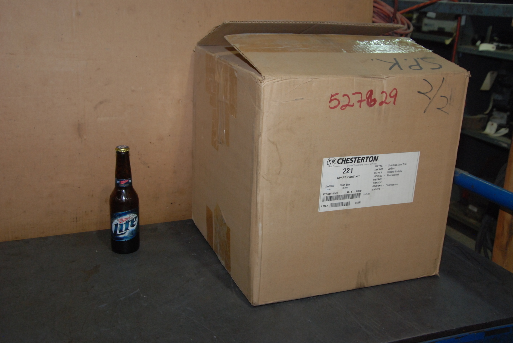 Chesterton ITT Flygt Flowserve Pump Spare Part Kit 662416 Shaft 10.00