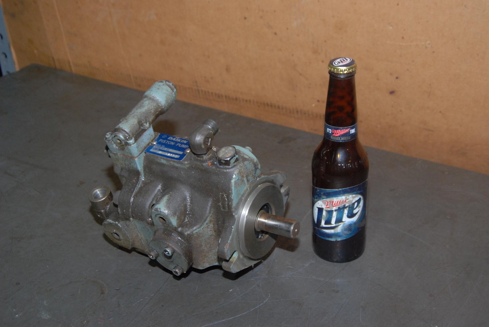 vickers hydraulic pump v15a1ry-85