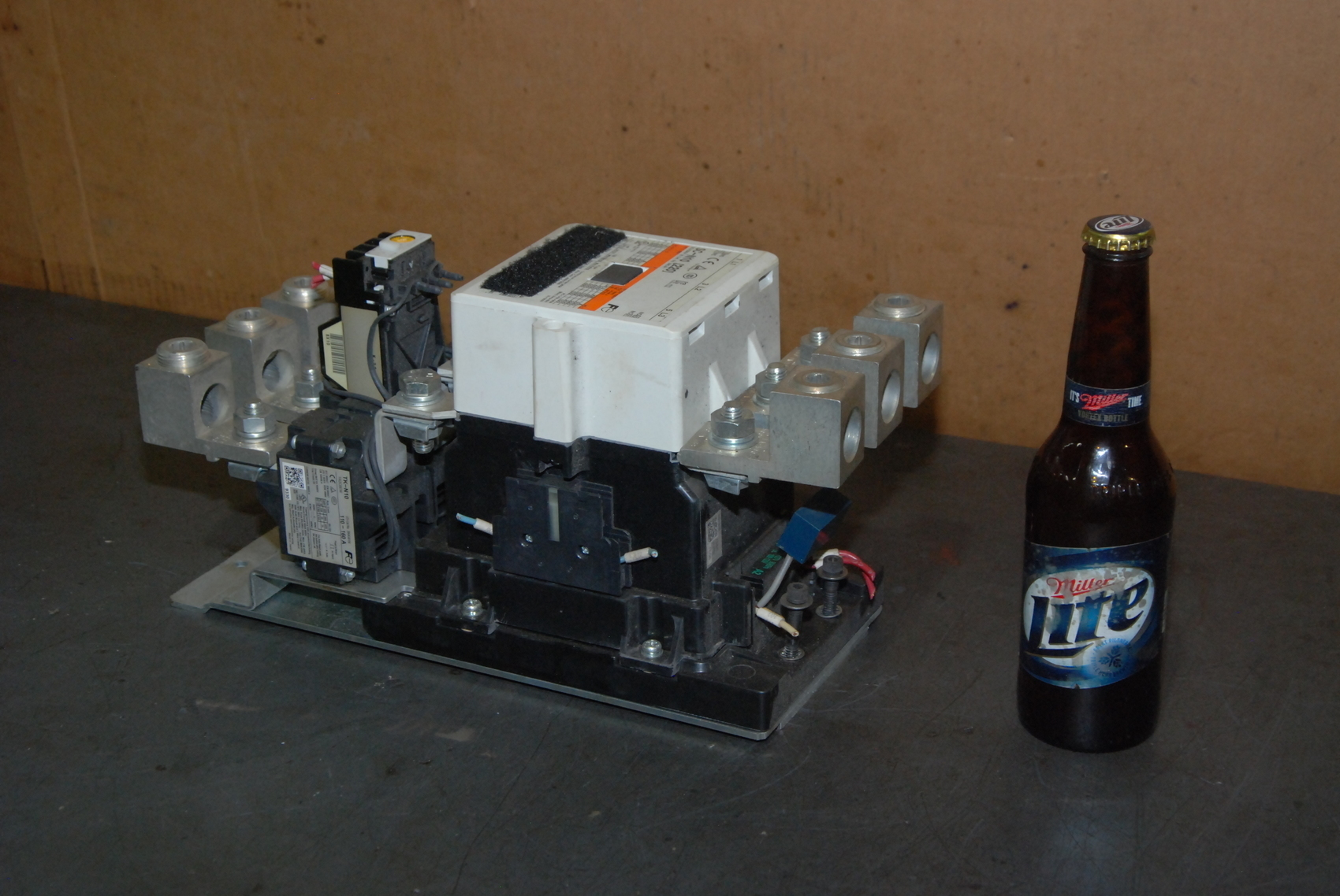 fuji sc-n10 contactor 150 kW motor starter relay