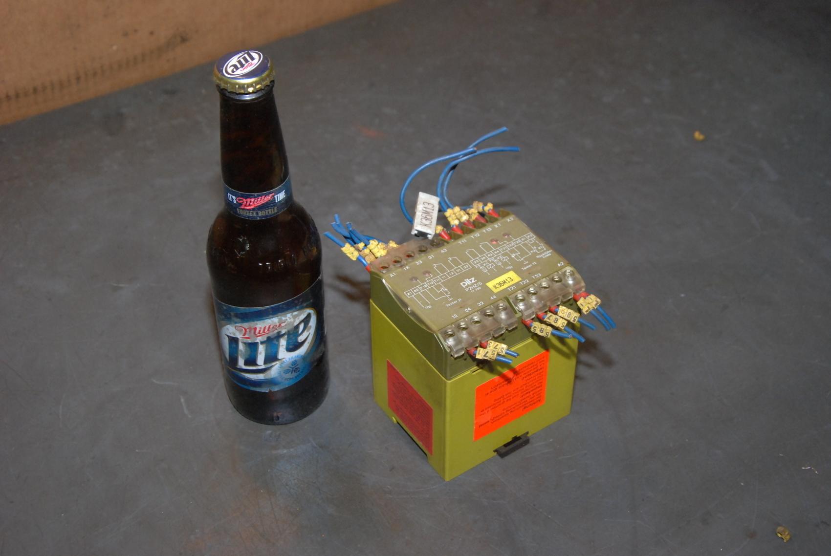 pilz p2hz/5 safety relay