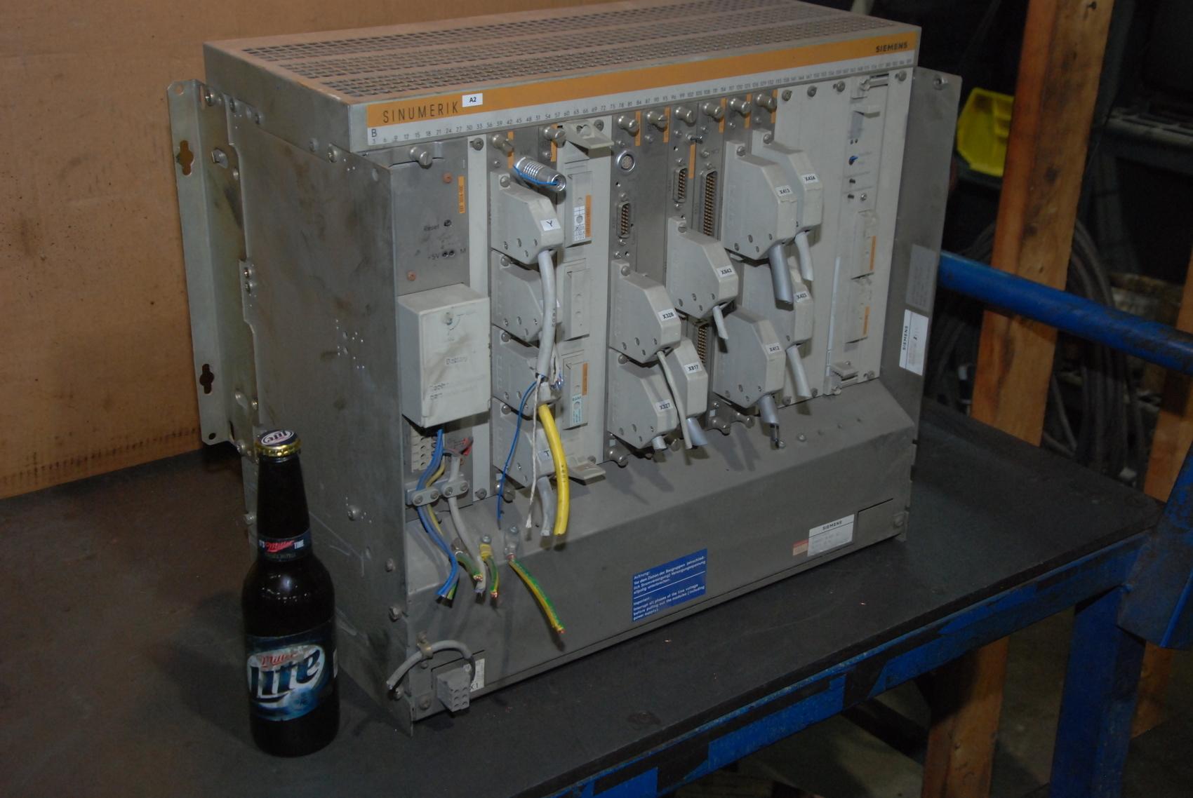 siemens sinumerik computer with boards 3n ausf 4c