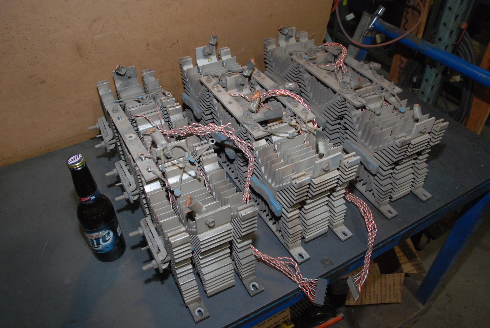three phase h bridge rectifier for industrial 600A welder