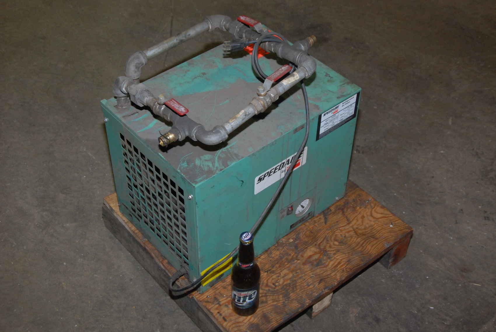 Dayton 5UZ85 Compressed Air Dryer 10/20 cfm