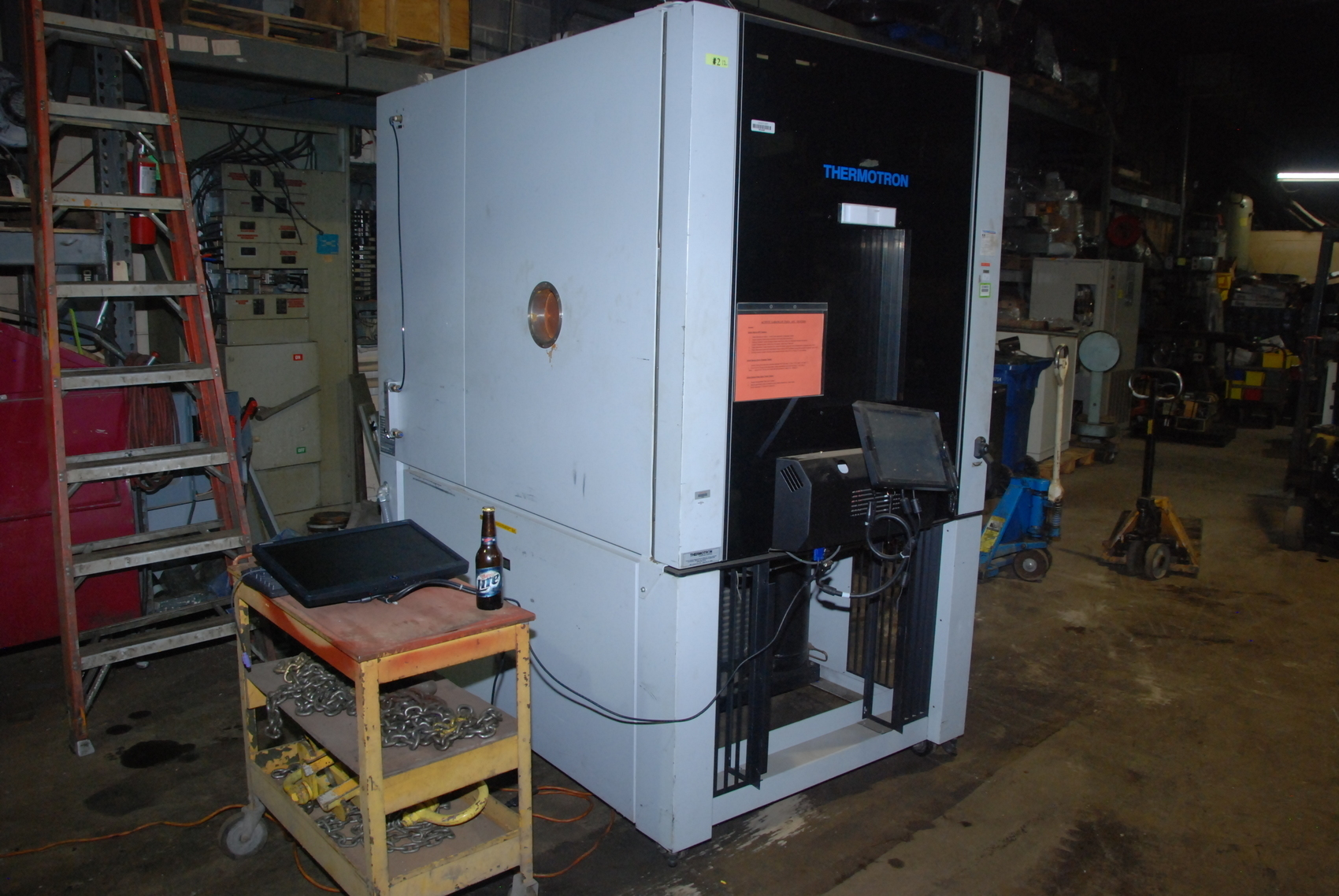 FOR PARTS THERMOTRON SE-1000-5-5 Environmental Chamber