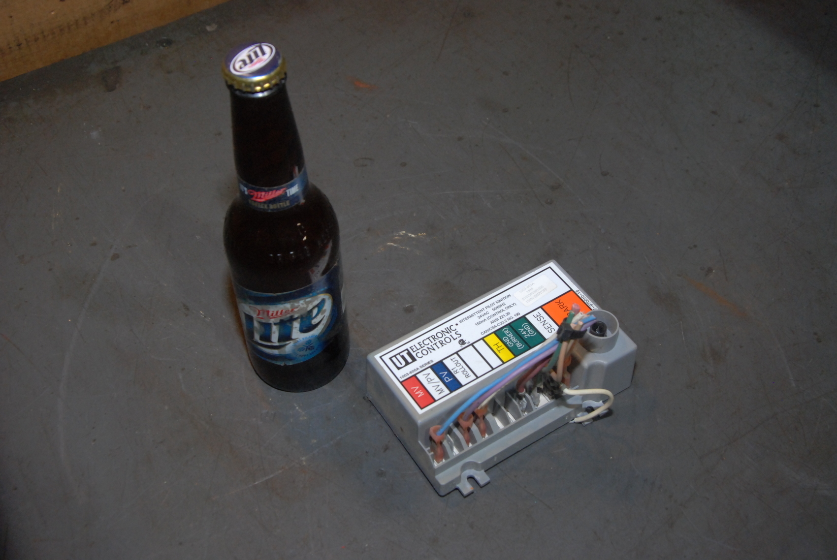 ut electronic controls 1003 665a 24 Vac Intermittent Pilot Ignition