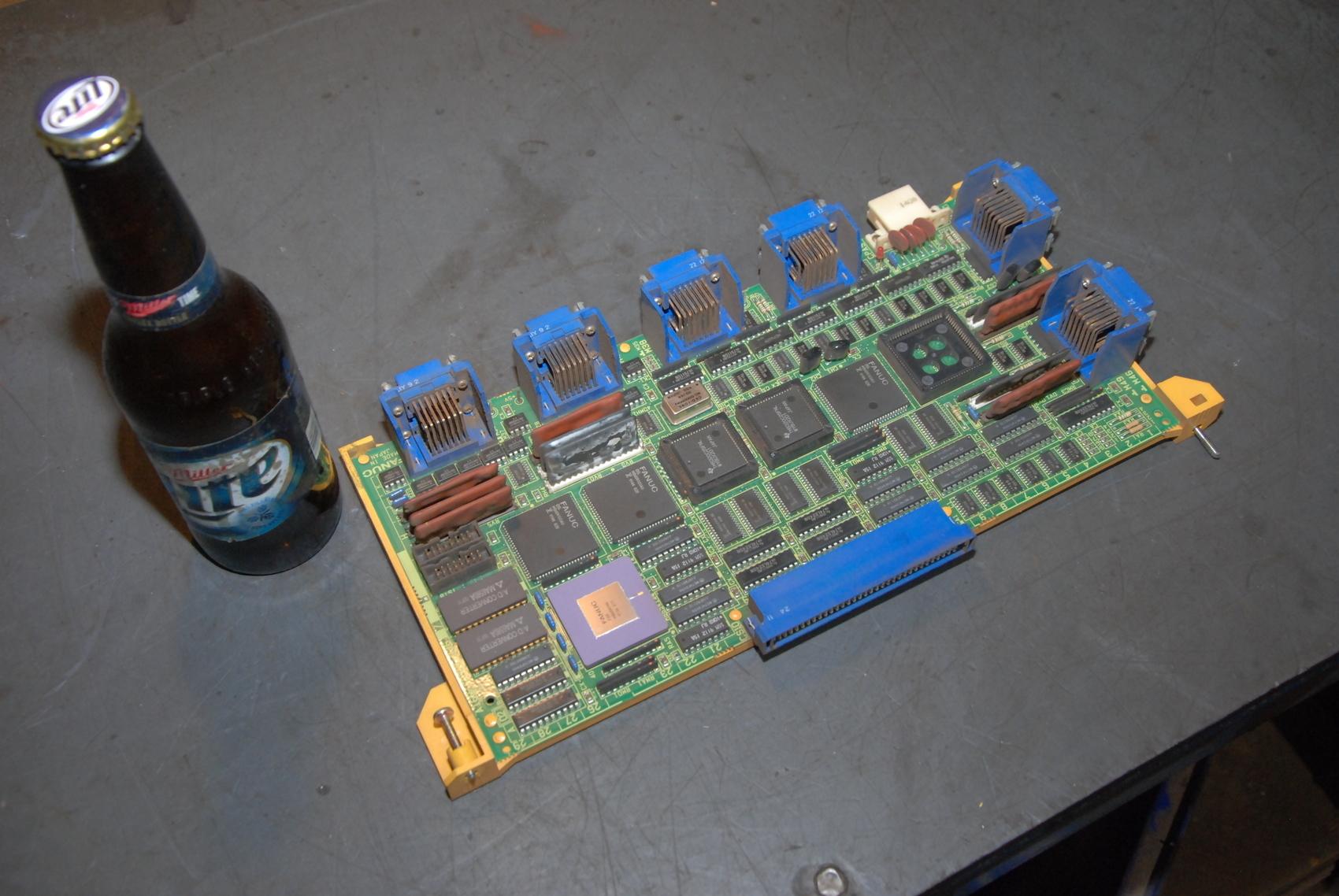 Fanuc A16B-2200-036 board