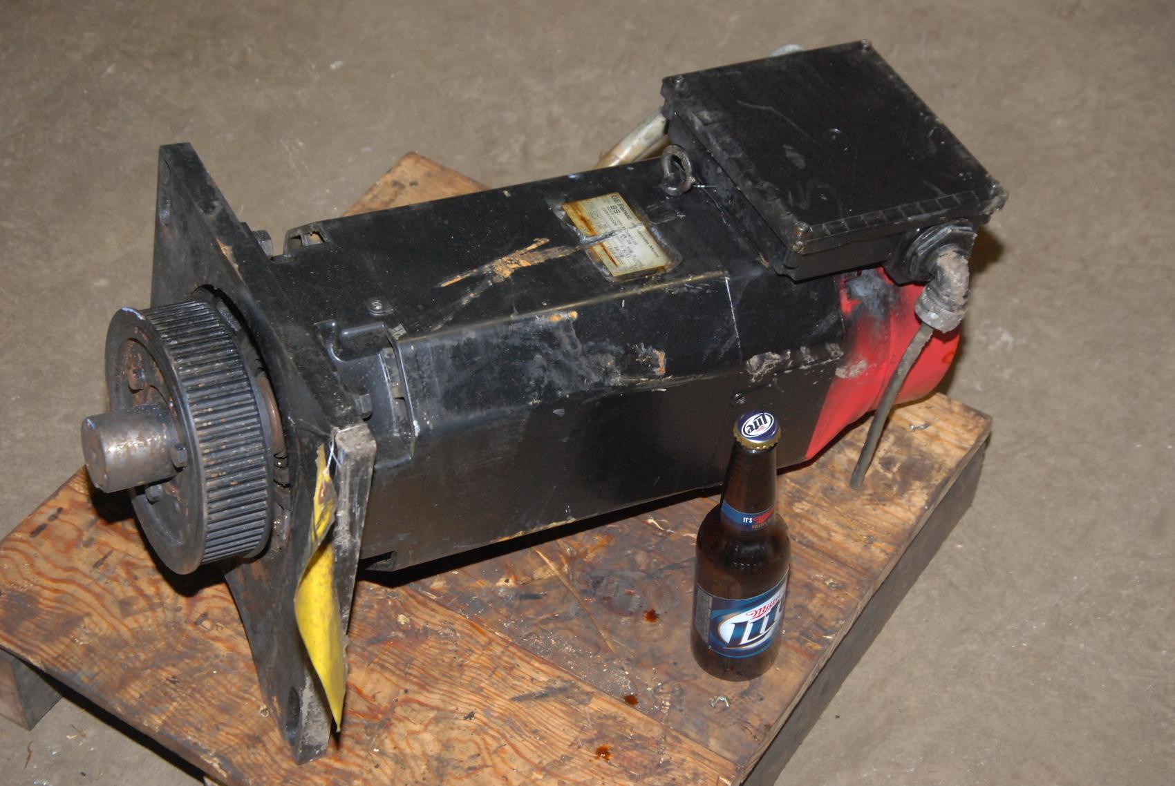FANUC AC SPINDLE MOTOR 8S,A06B-0755-B100,7.5/11KW