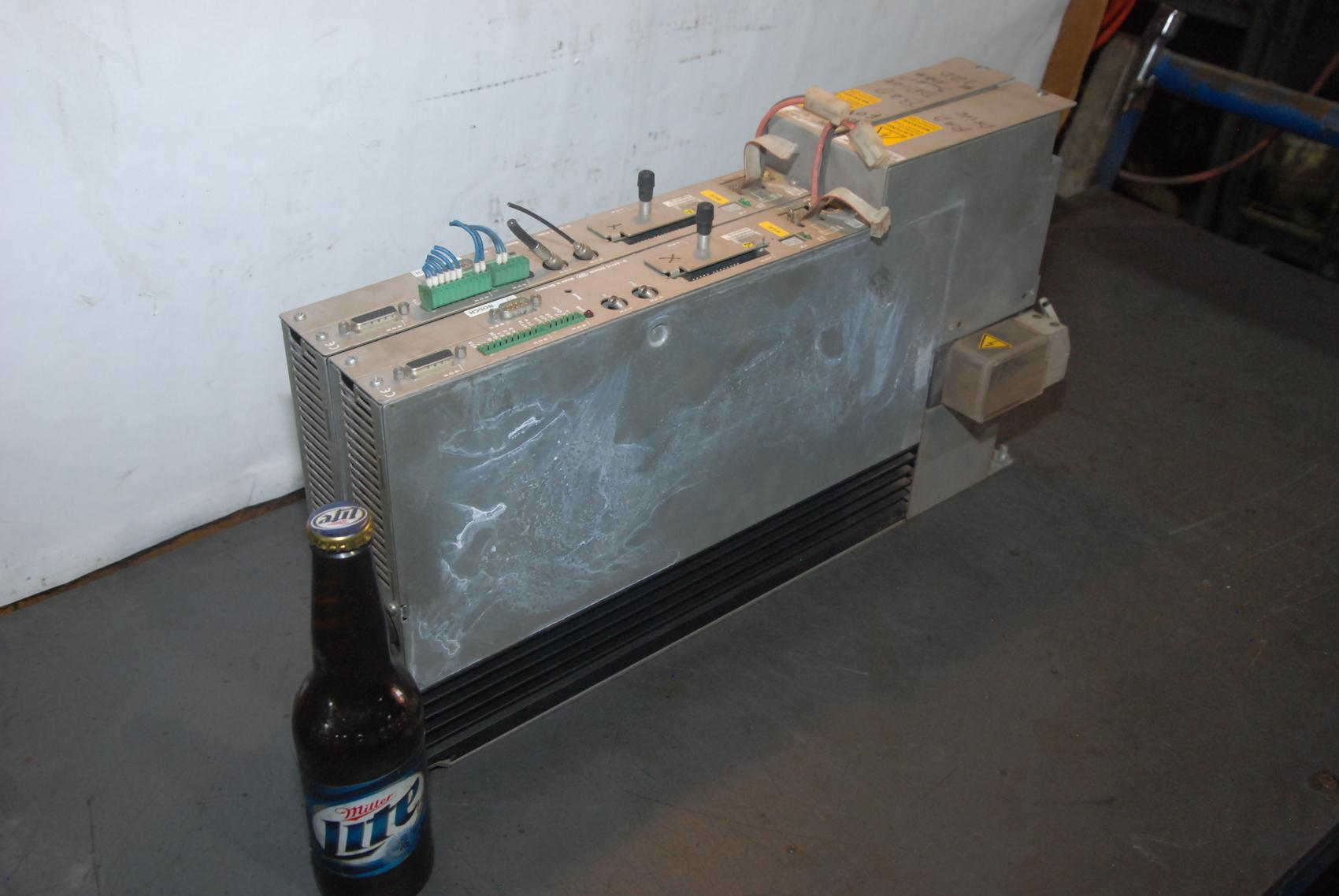 for parts BAD BOSCH CNC SERVO DRIVE TYP DMA 45A 1101-D