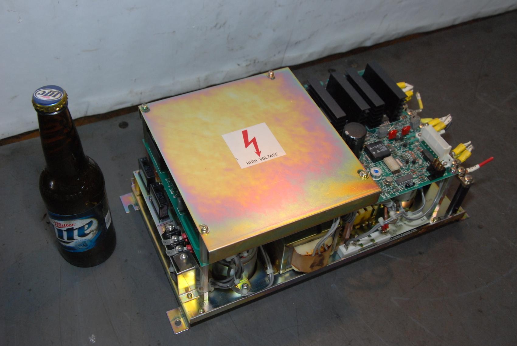 FUJITSU FANUC POWER UNIT A14B-0061-B001