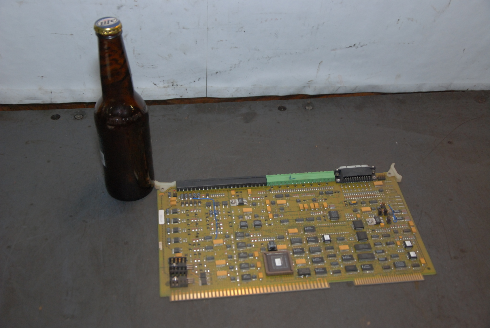 Cincinnati injection molder board DVD 3-542-1103A,45921219,REV-A