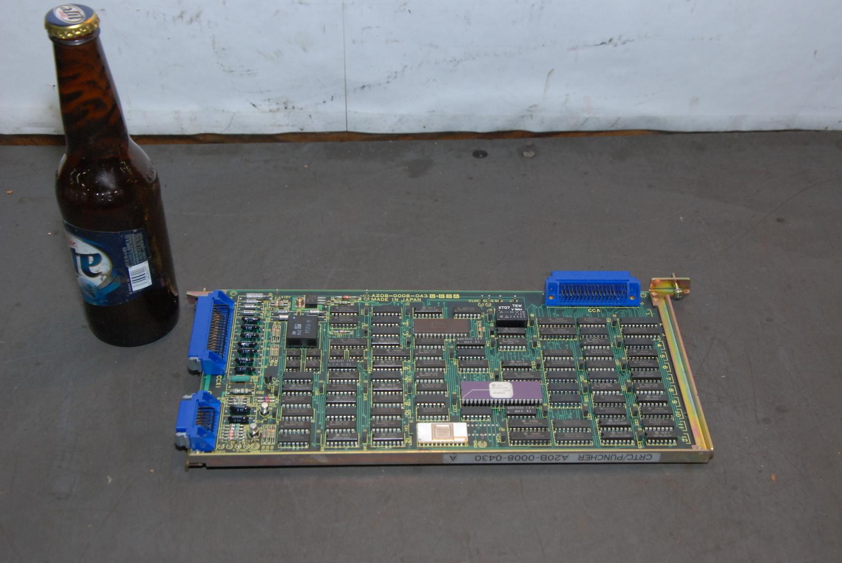 Fanuc A20B-0008-0430-05A board