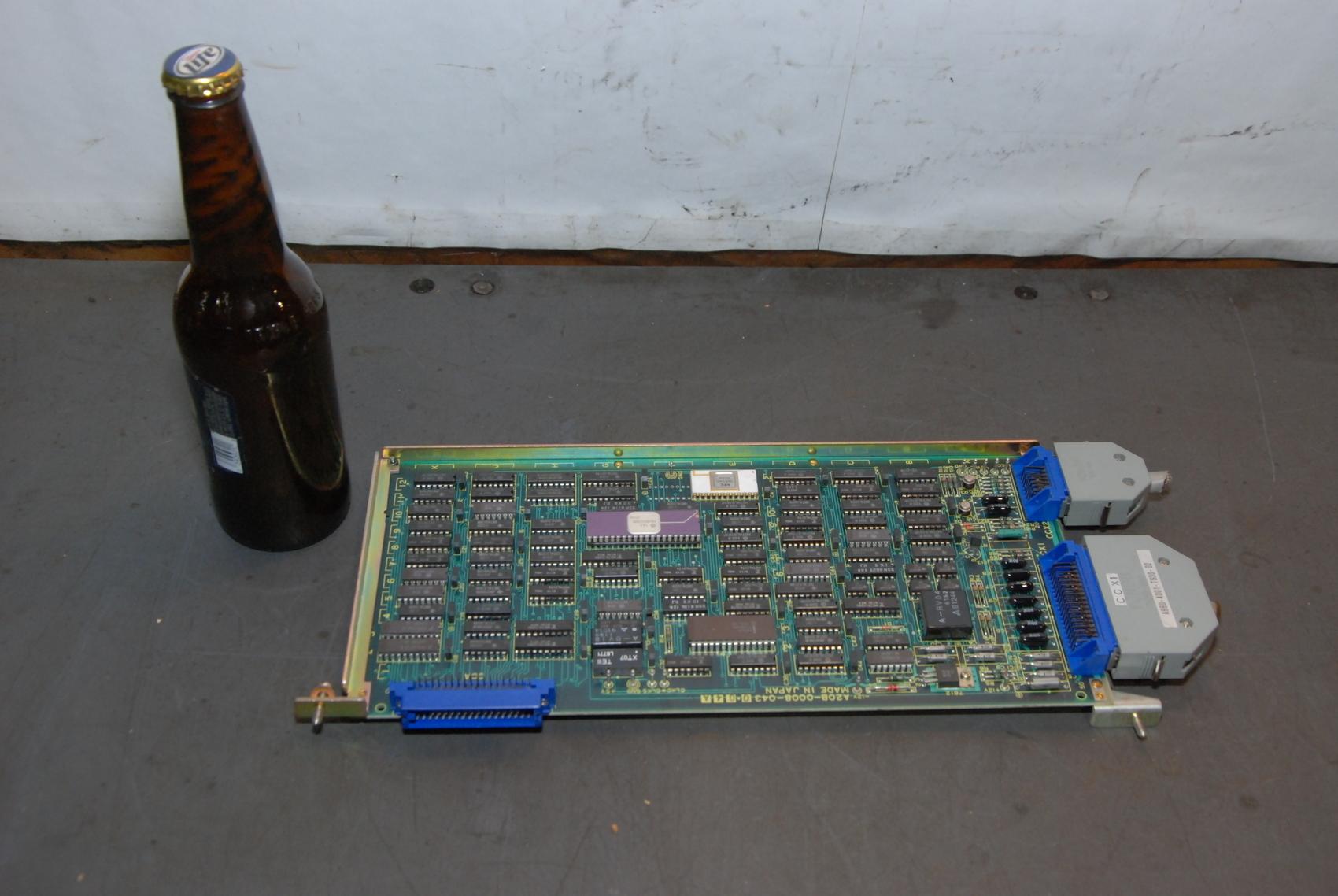 Fanuc A20B-0008-0430/04A board