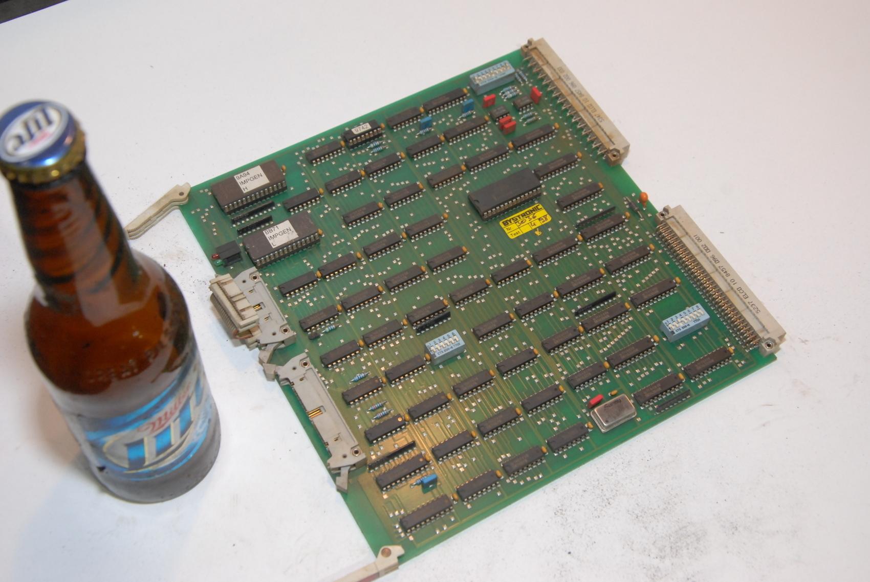 BYSTRONIC E0714-5-B PCB Control Board
