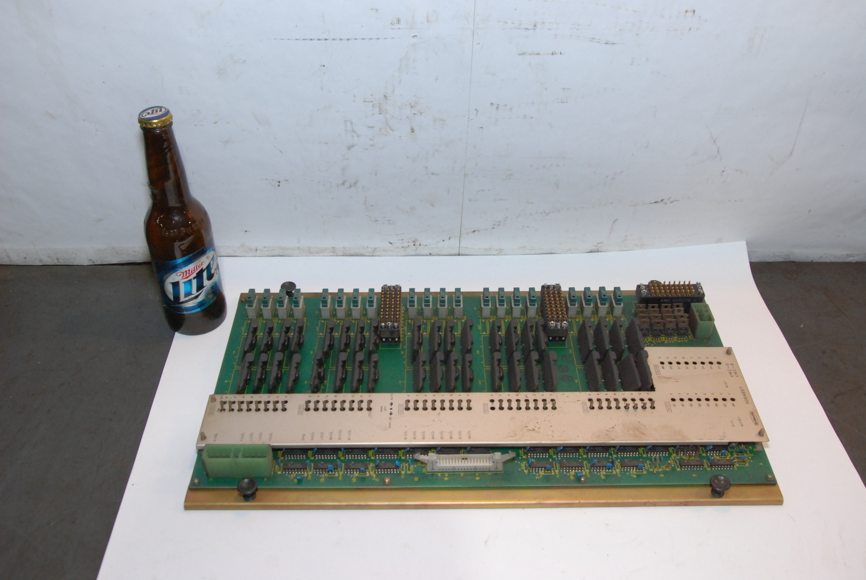 Shibaura VMC Circuit Board H064857