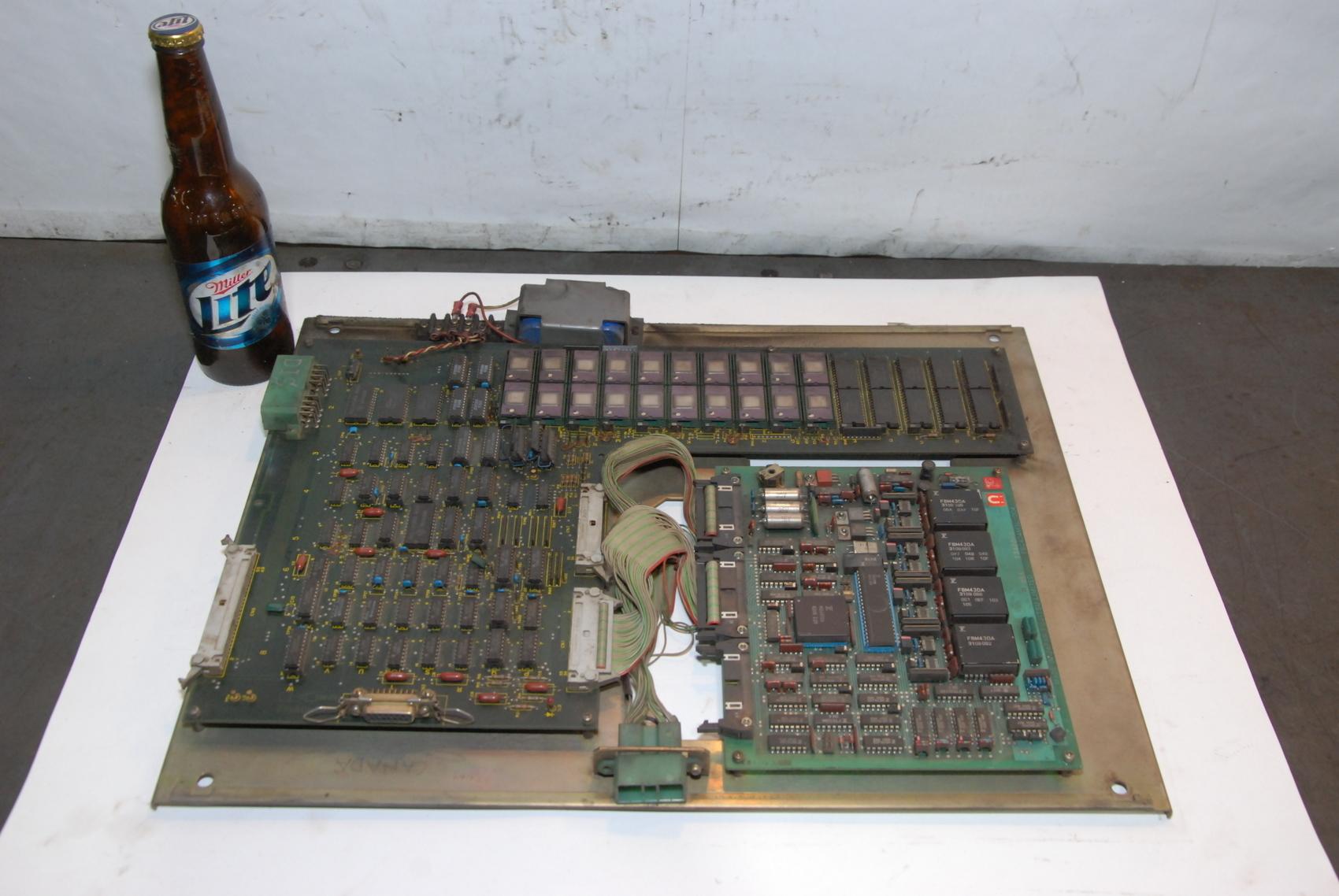 Shibaura Circuit Board H0409622,ABMI 2,FBC404M3L-004