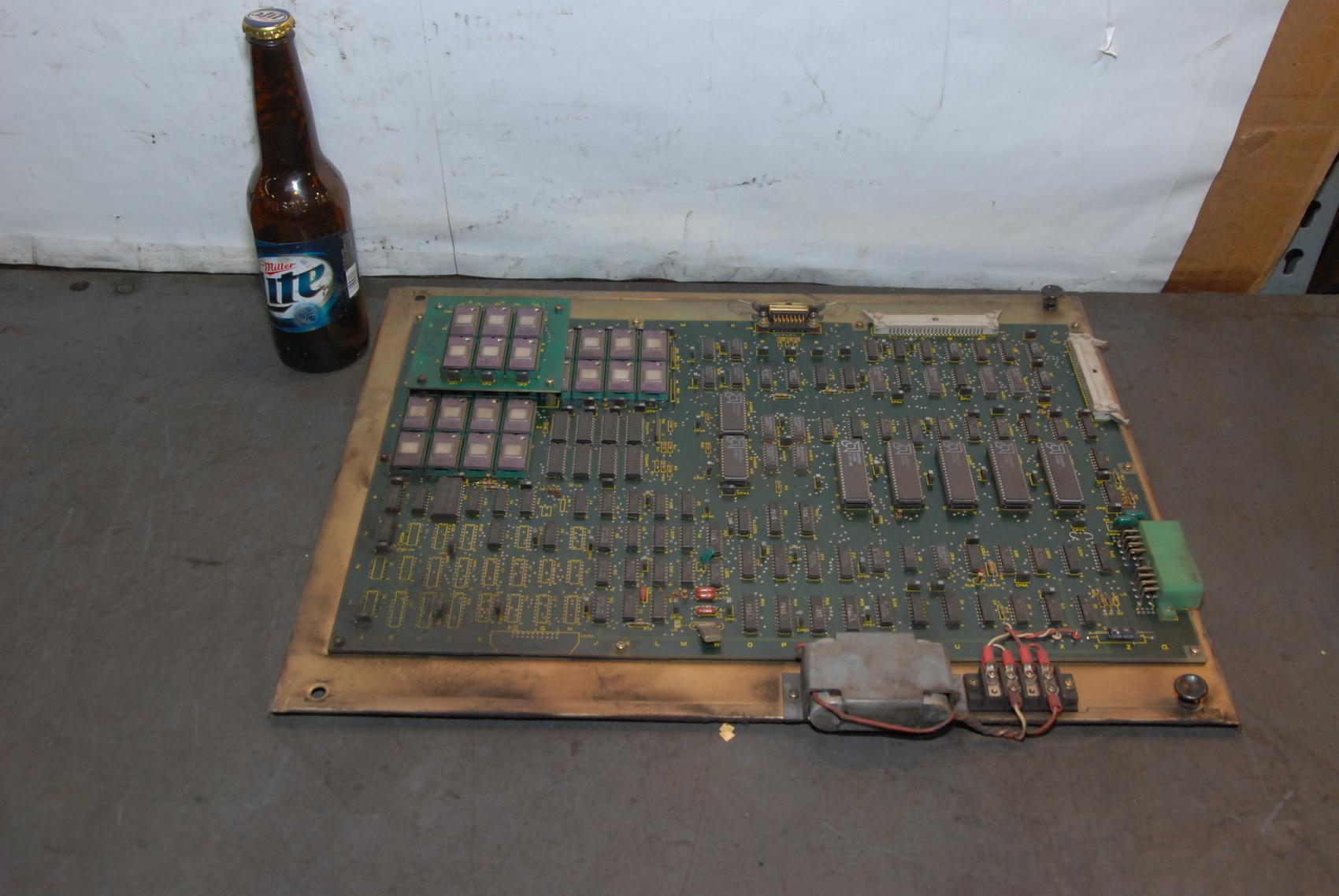Shibaura Circuit Board H0167194,APUI E 4