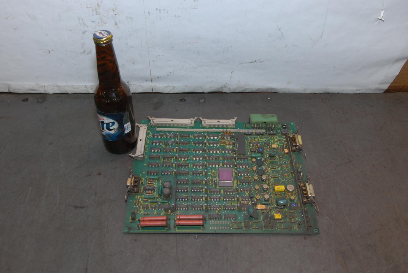 Shibaura Circuit Board H0225331,AANI AI-E