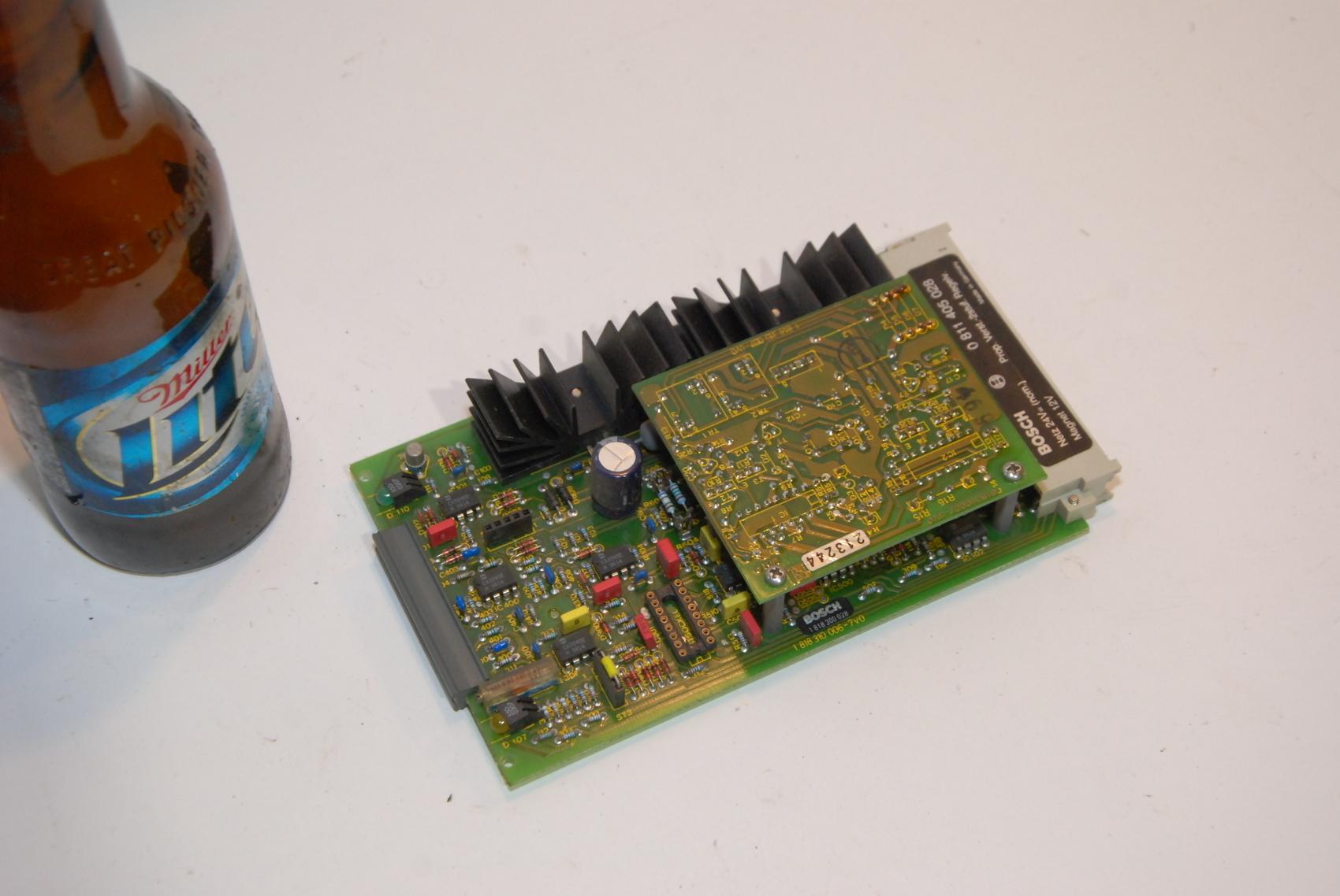 Bosch 0 811 405 028 Amplifier Card