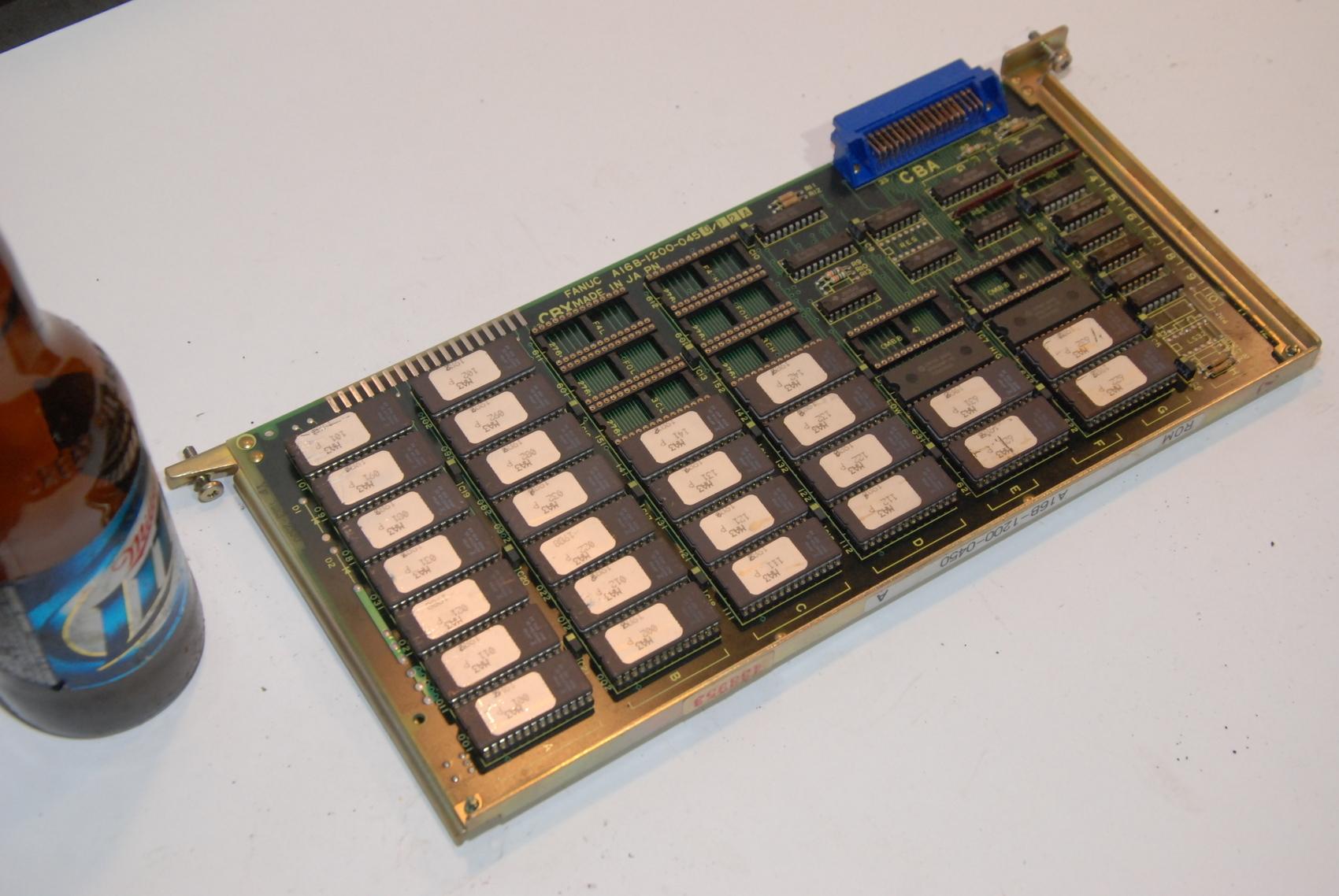 Fanuc A16B-1200-0450/02A board