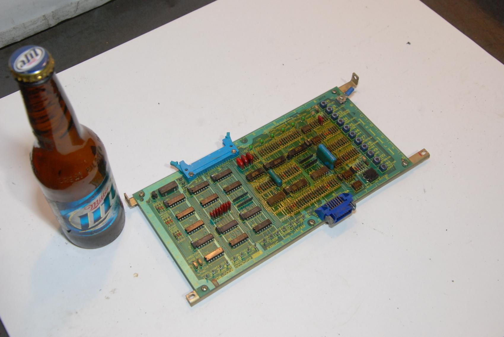 Fanuc A20B-0008-0030/02 board
