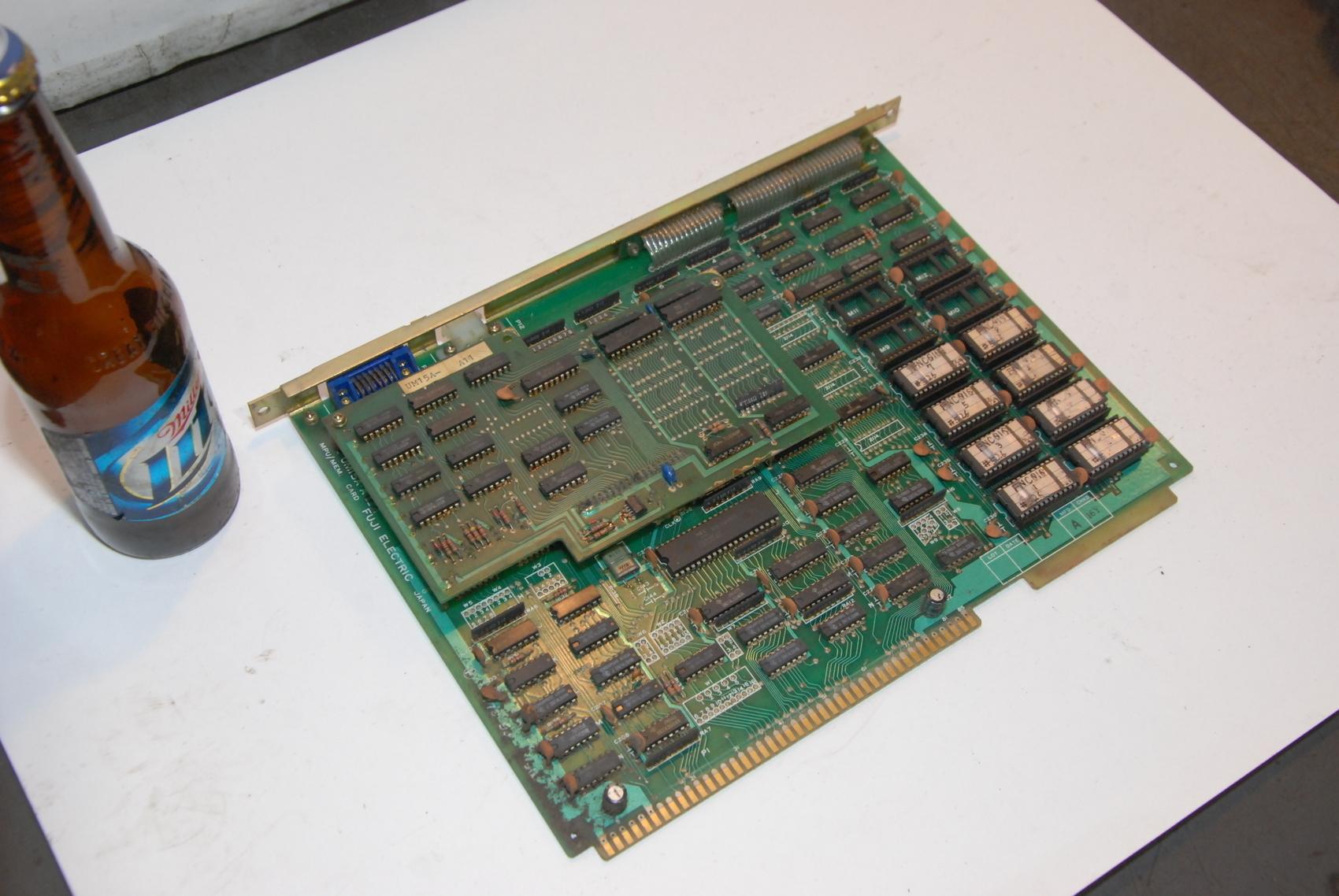 Fuji Electric Circuit Board UMI5A-A 02