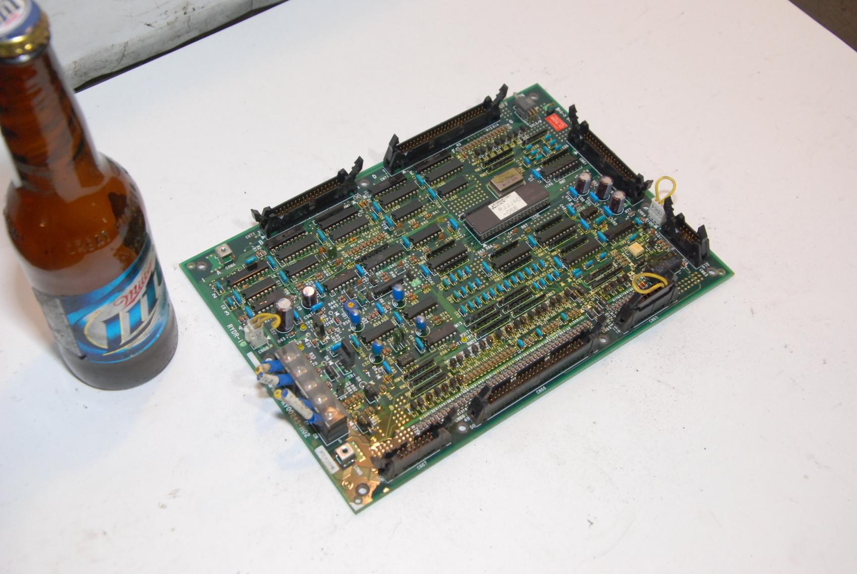 Mitsubishi AV00243-H02,RYDR-1C Board