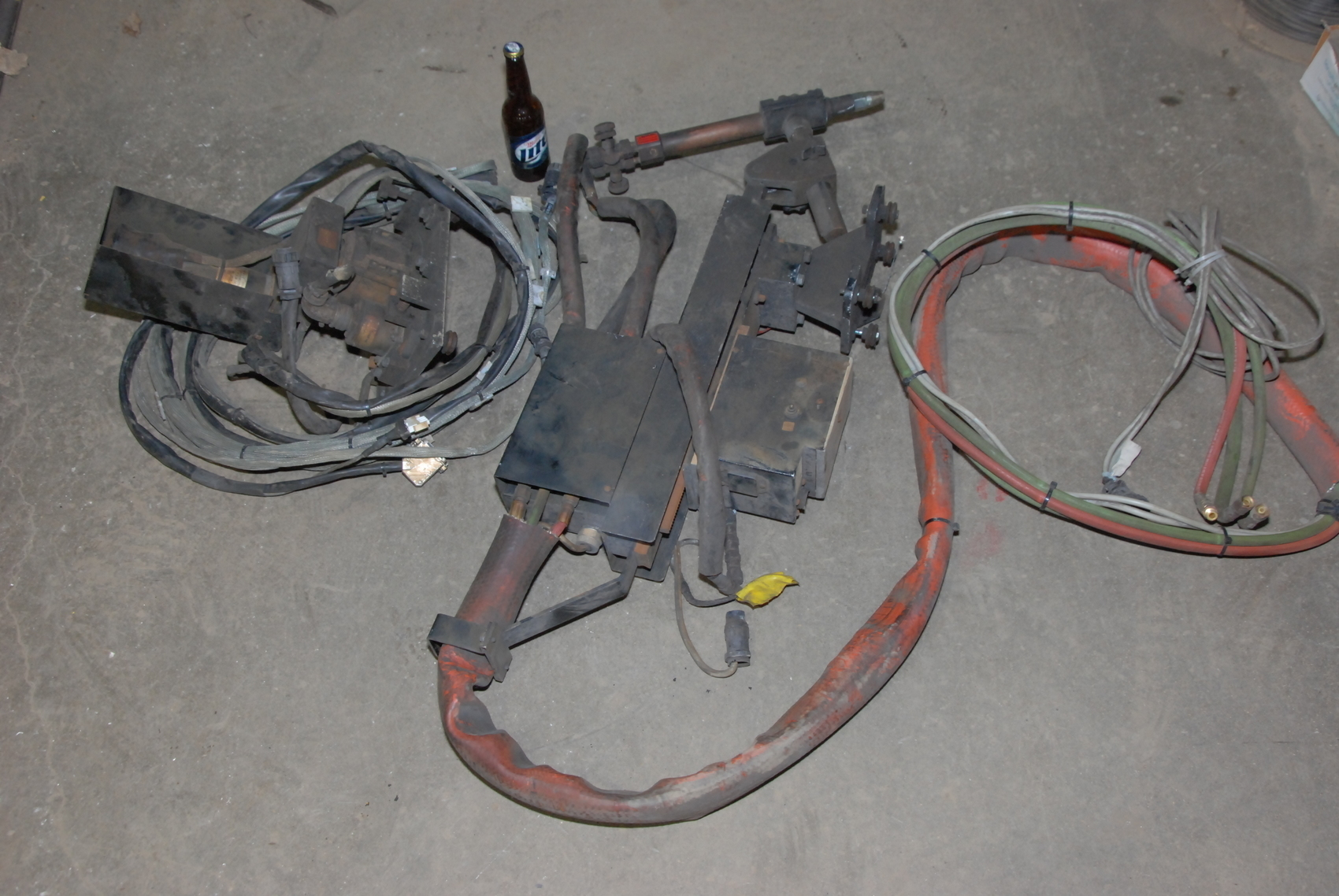 Messer MS 832/250-PMYF Torch Oxygen Cutting System Parts