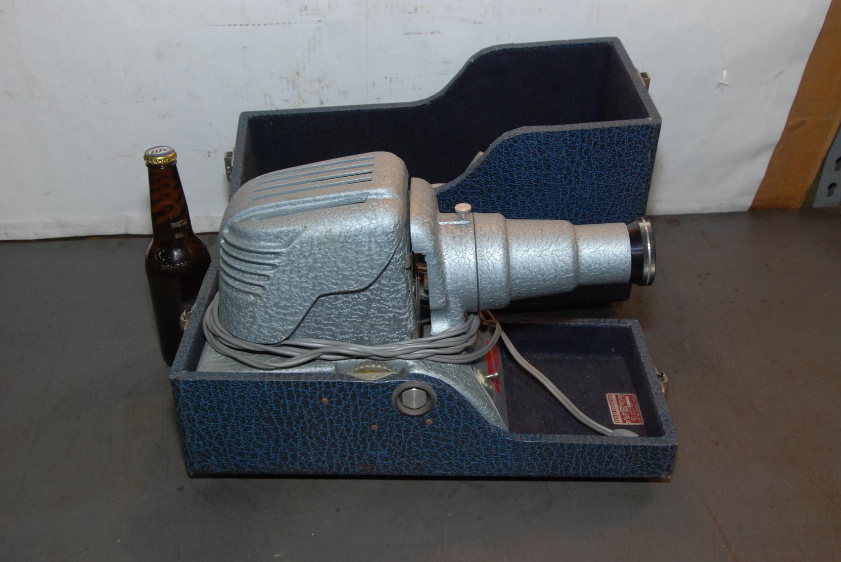 Vintage Reflex Slide Projector Model:349